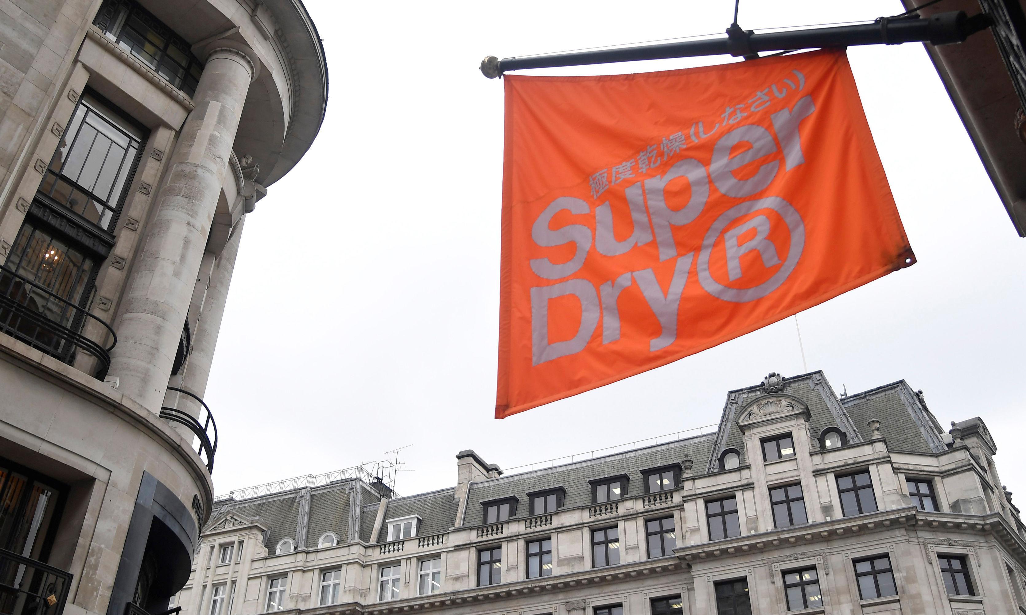 Superdry founder's return dealt blow by shareholder advisers