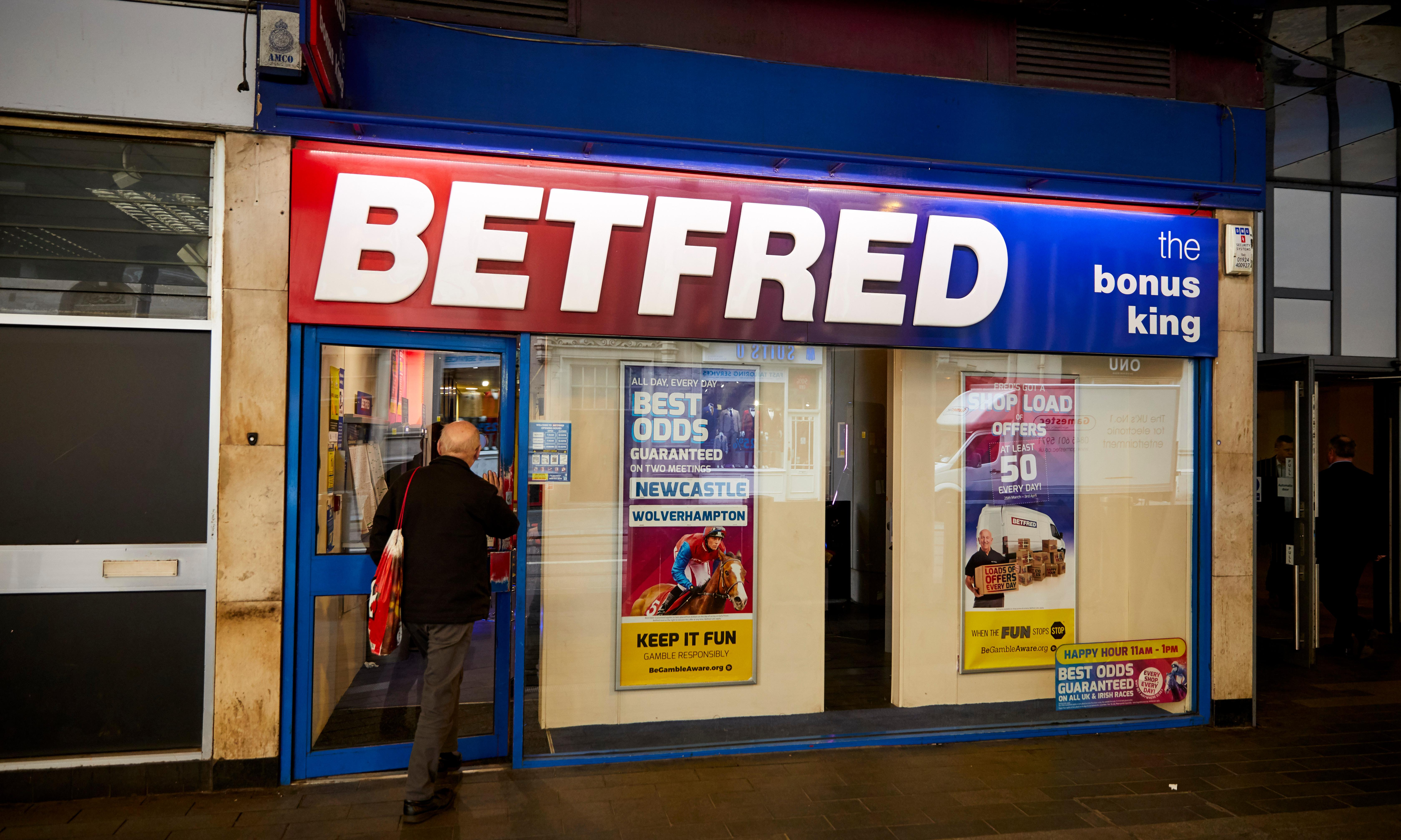 A mistake on a betting slip cost a punter £200k. How you react to that is telling