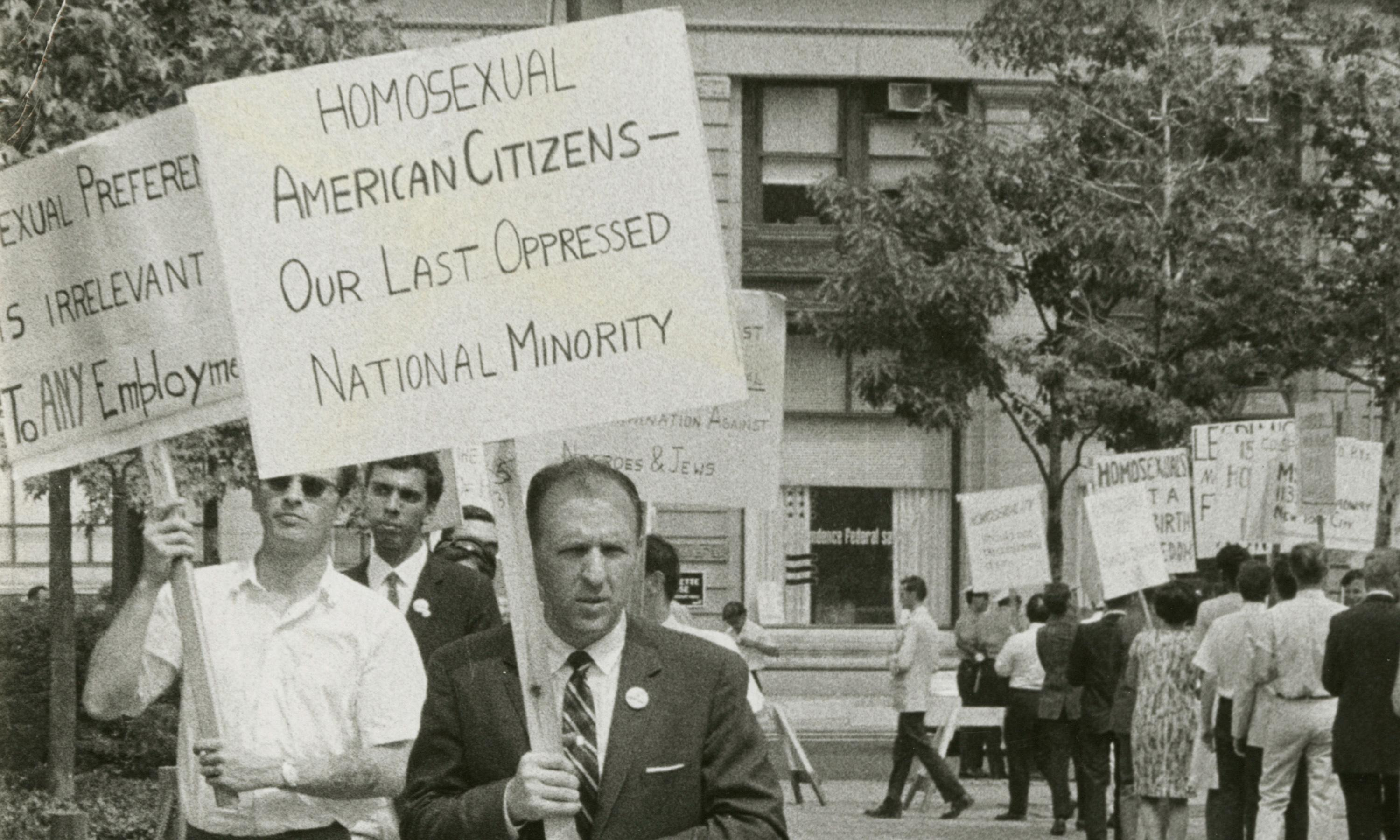 The Lavender Scare: the shocking true story of an anti-LGBT witch hunt