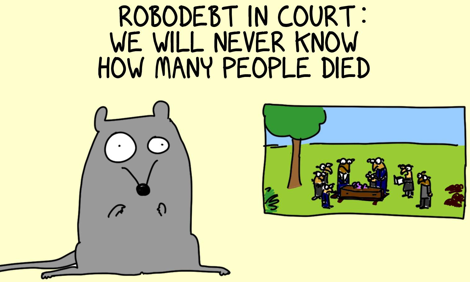 Robodebt's methods are not just deliberately cruel - they may be against the law