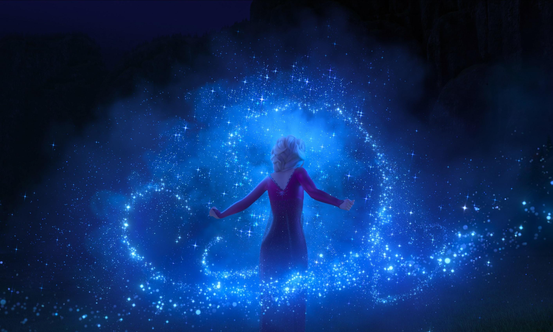 Frozen II fever reaches UK as Disney sequel opens in cinemas