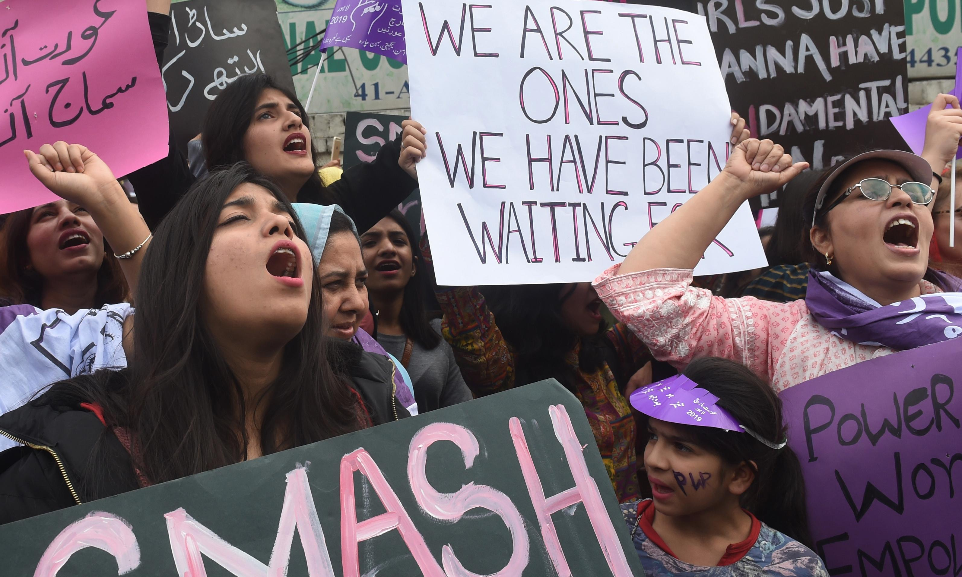 Pakistan to create 1,000 courts to tackle violence against women