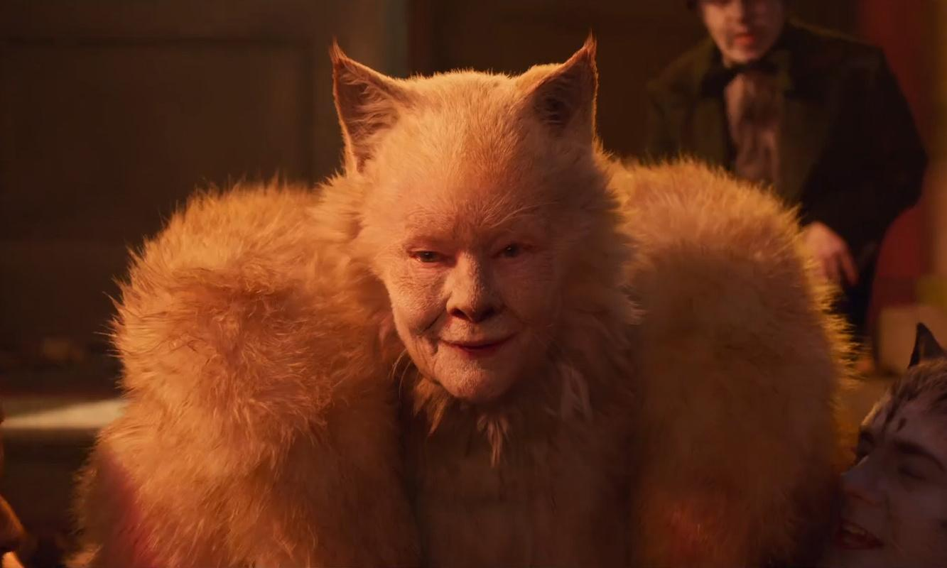 Cats movie trailer: internet reacts in horror to 'demented dream ballet'