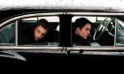 LIFE - DANE DEHAAN AND ROBERT PATTINSON Life film still