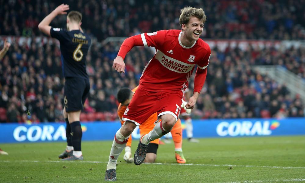 Patrick Bamford is thriving under Tony Pulis at Middlesbrough.