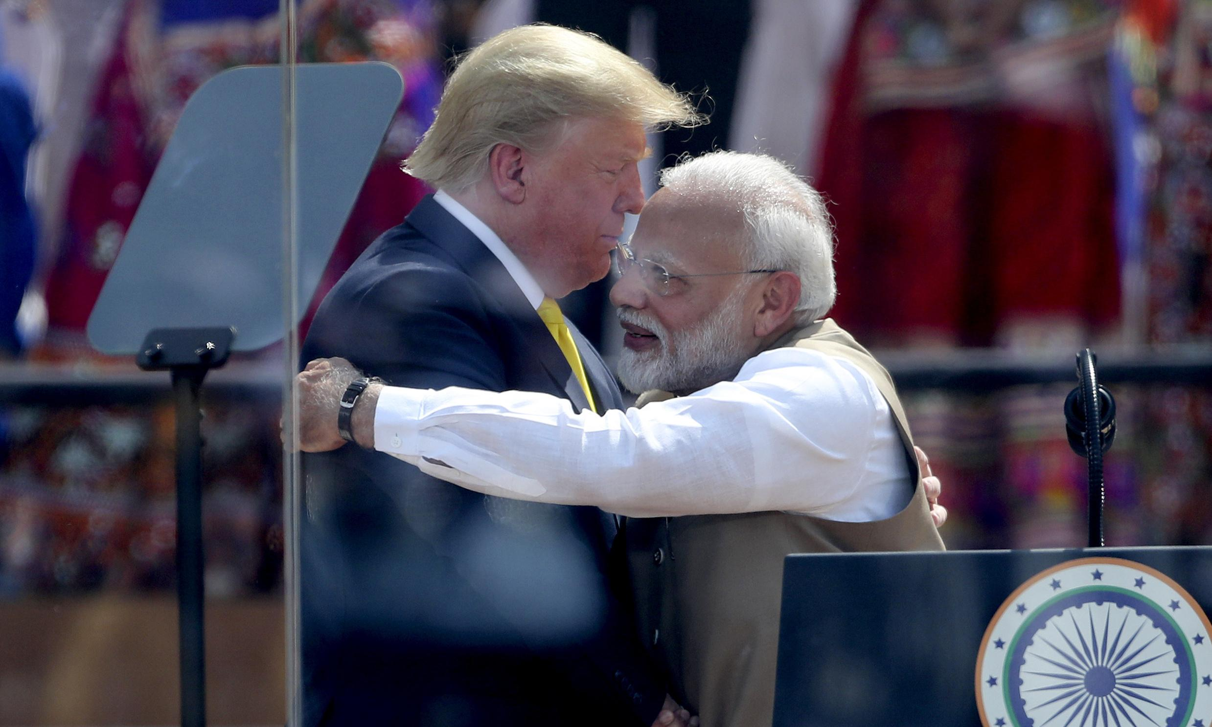 For Trump and Modi, ethnic purity is the purpose of power