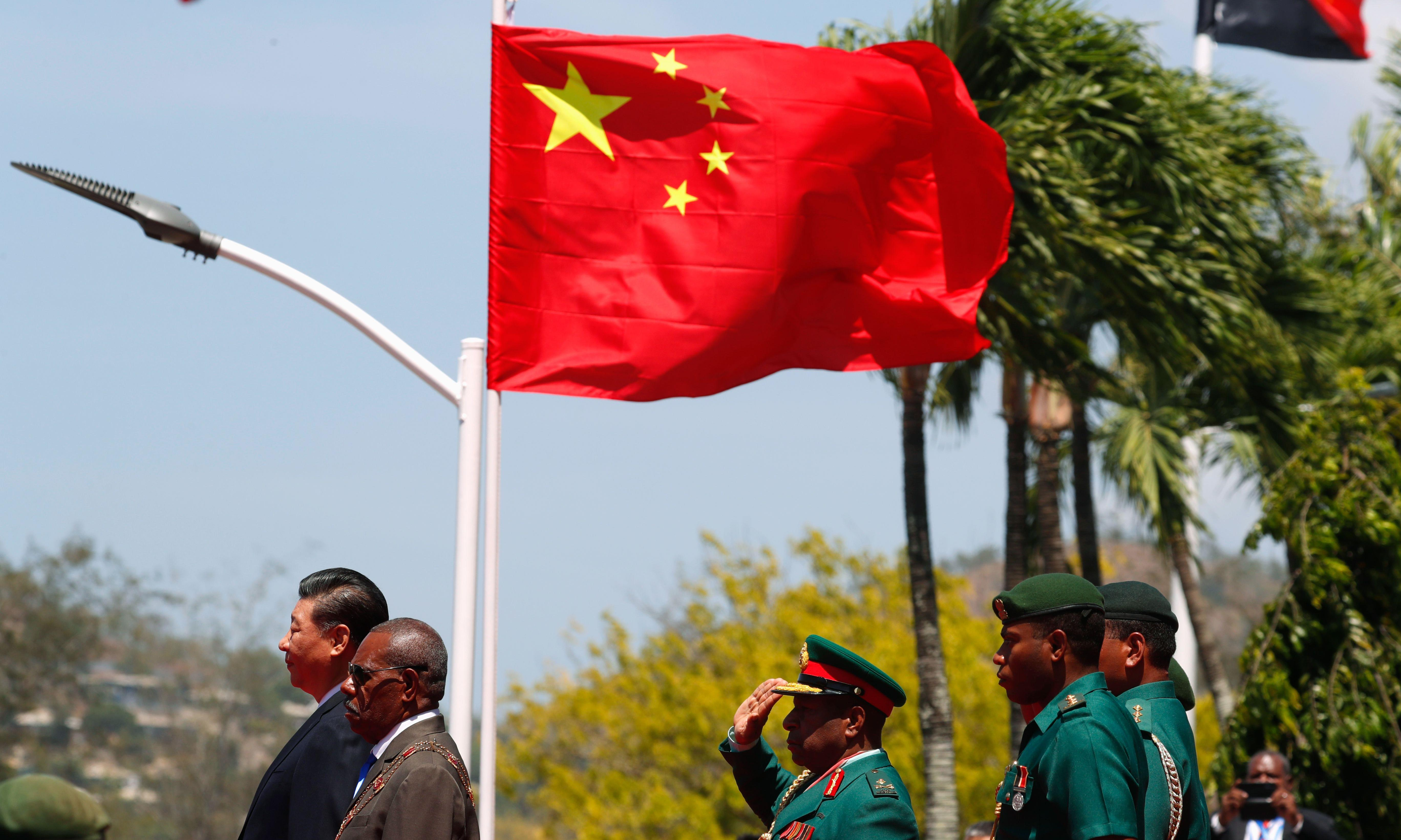 Australia must prepare for a Chinese military base in the Pacific