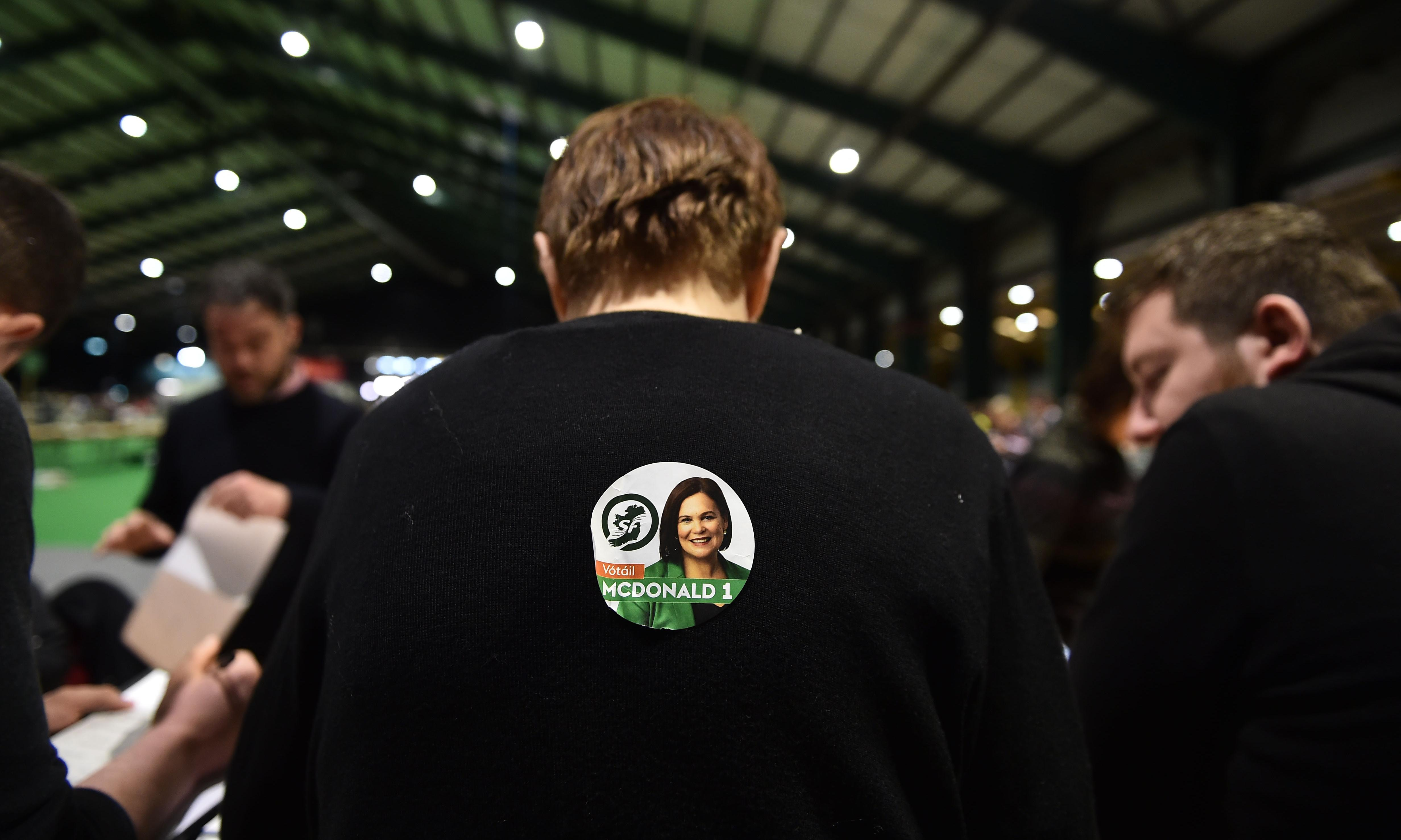 Tired of a two-party system, Irish voters have made Sinn Féin mainstream