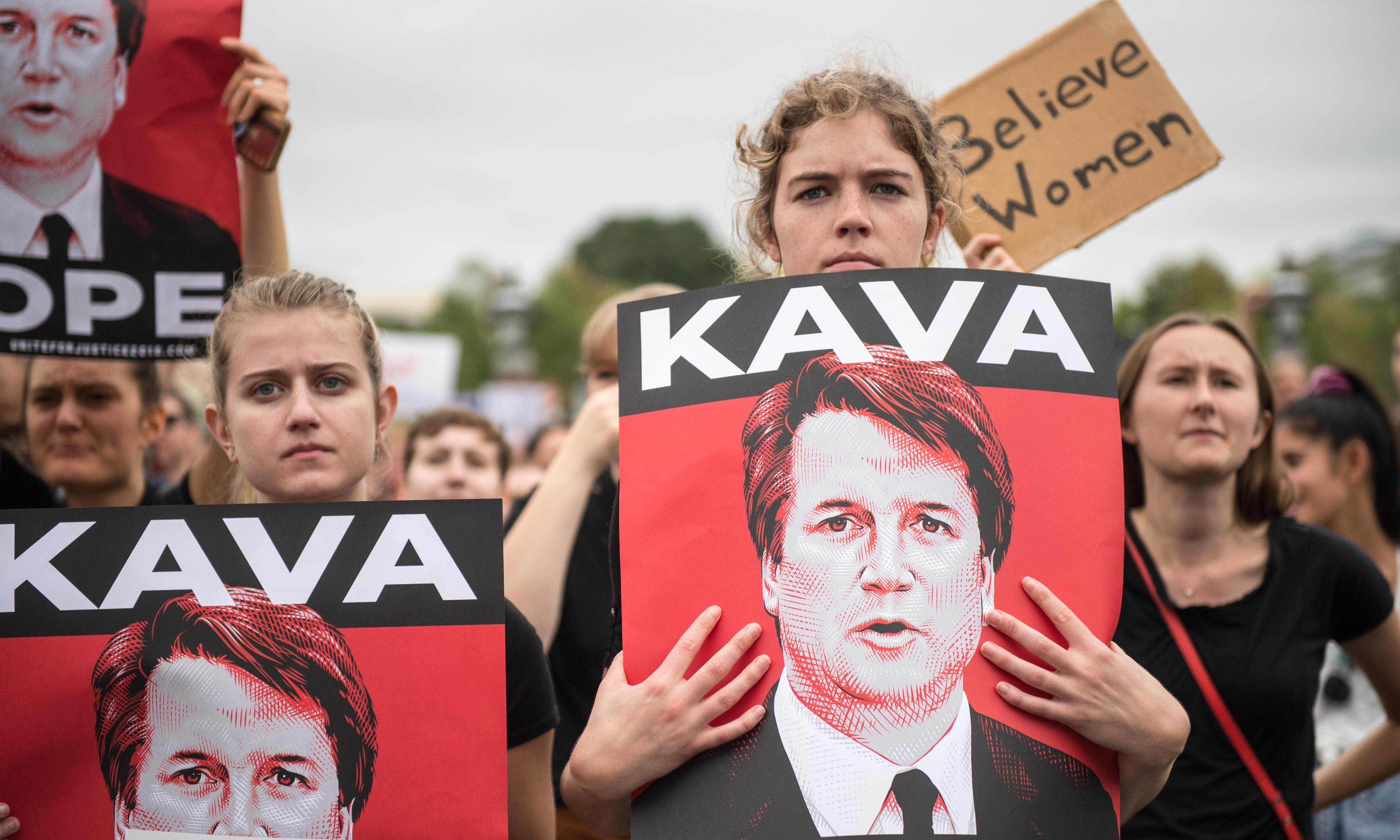 The Brett Kavanaugh travesty will breed a formidable backlash