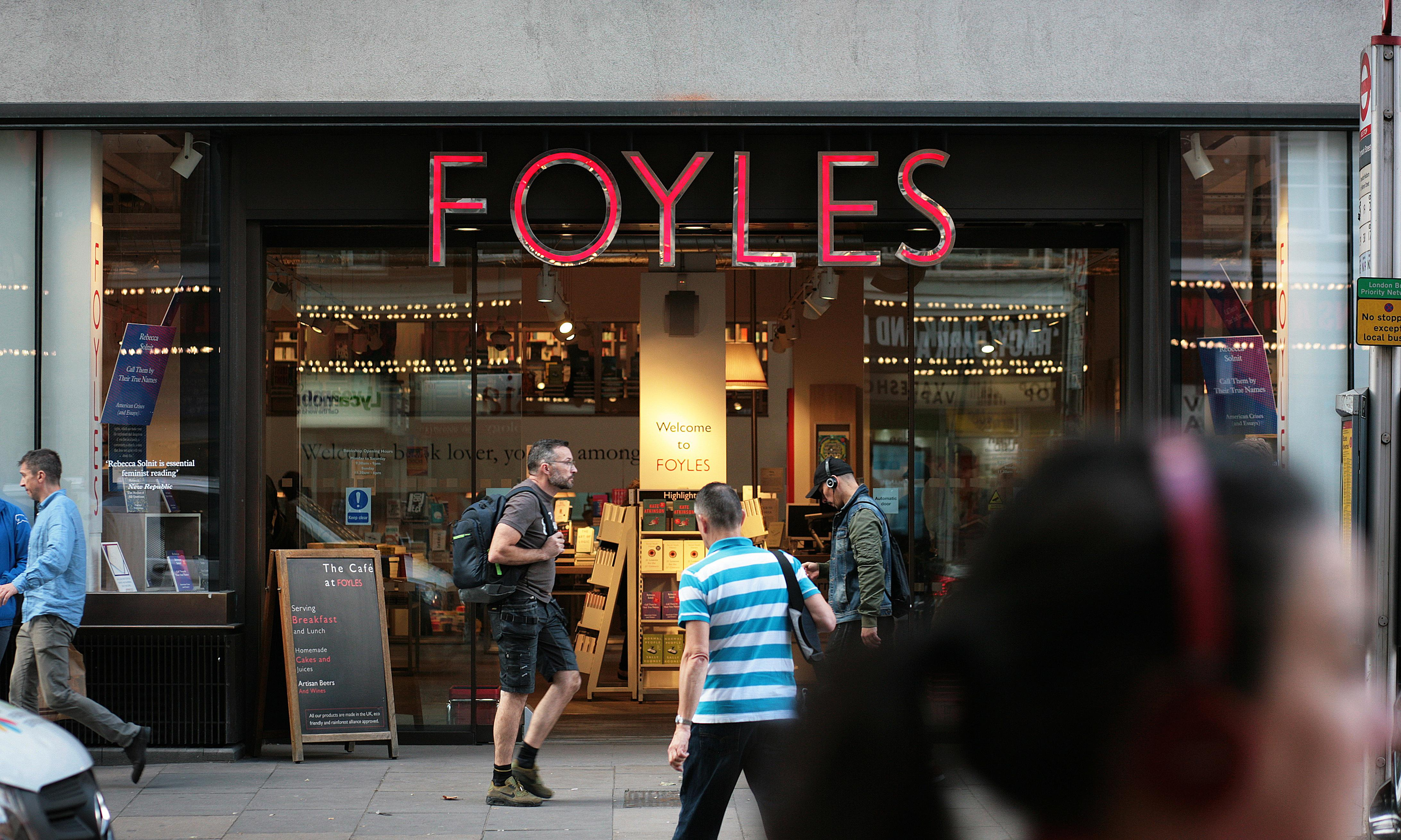 Foyles sets up libraries for high-end retirement homes