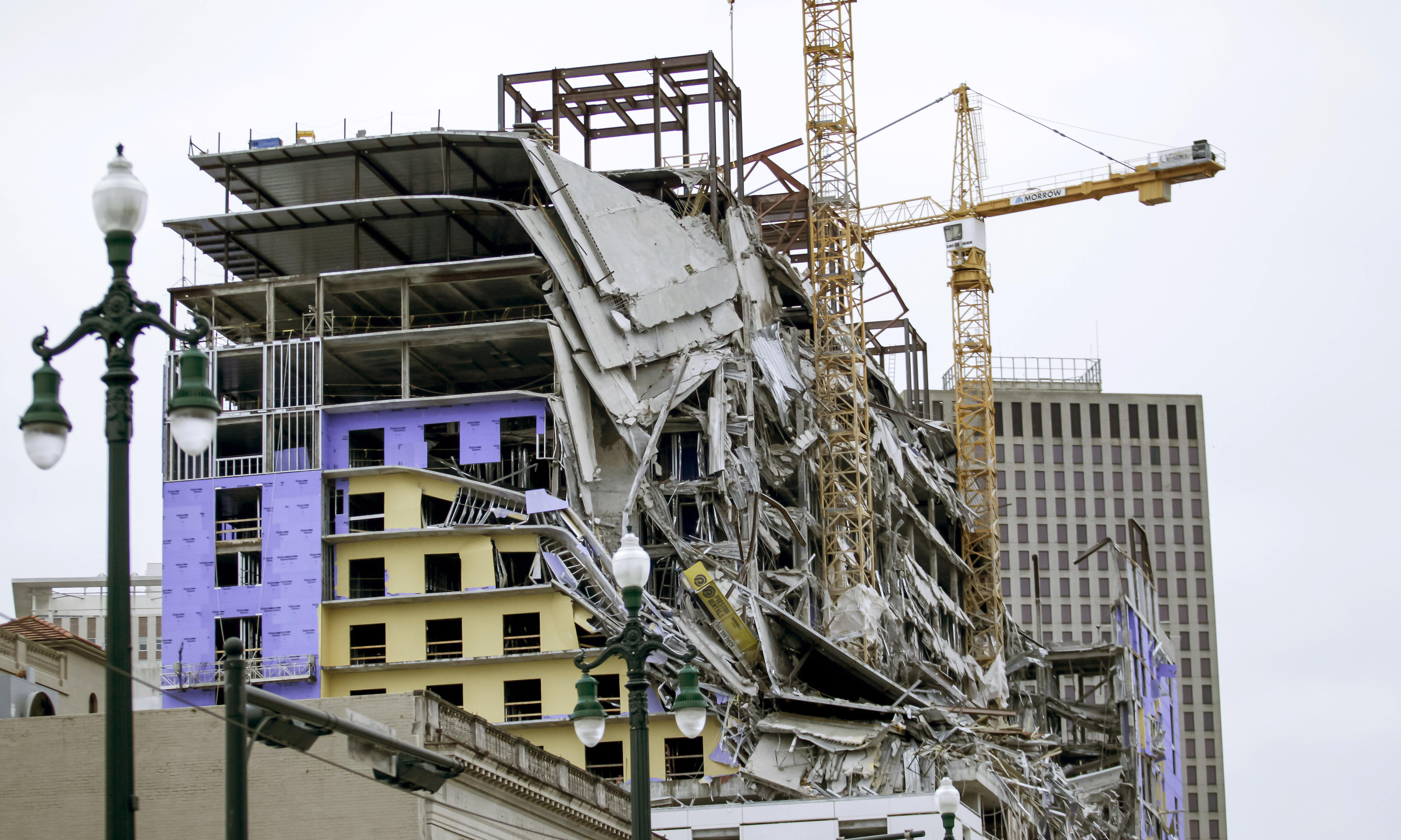 Whistleblower in New Orleans hotel collapse is deported to Honduras