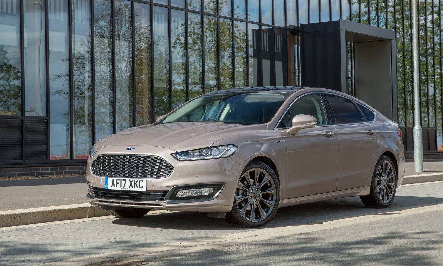 Ford Mondeo: 'Where is Mondeo Man when you need him?'