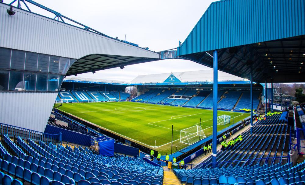 Hillsborough as it looks in 2019.