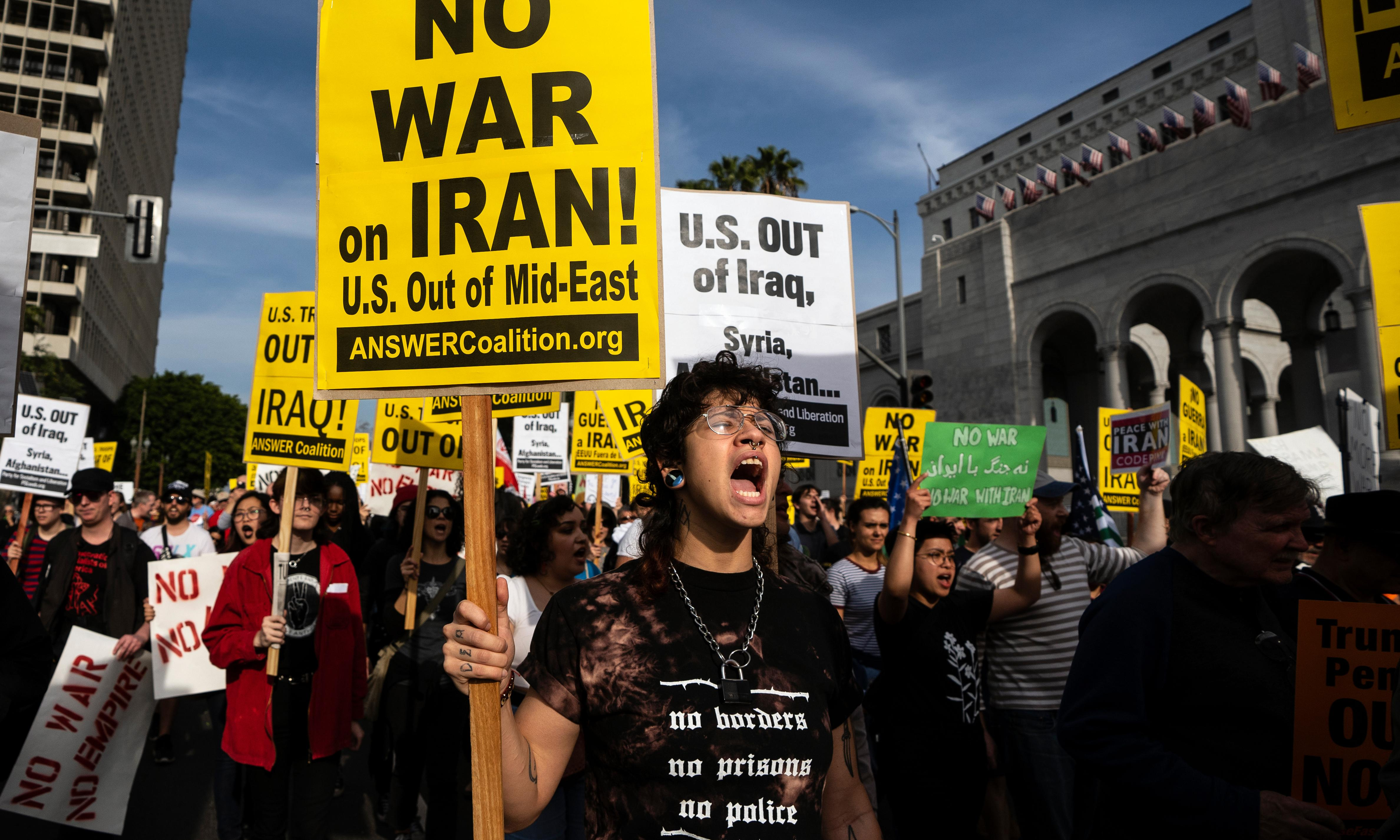 Iran missile strike: 50 US troops now diagnosed with brain injuries