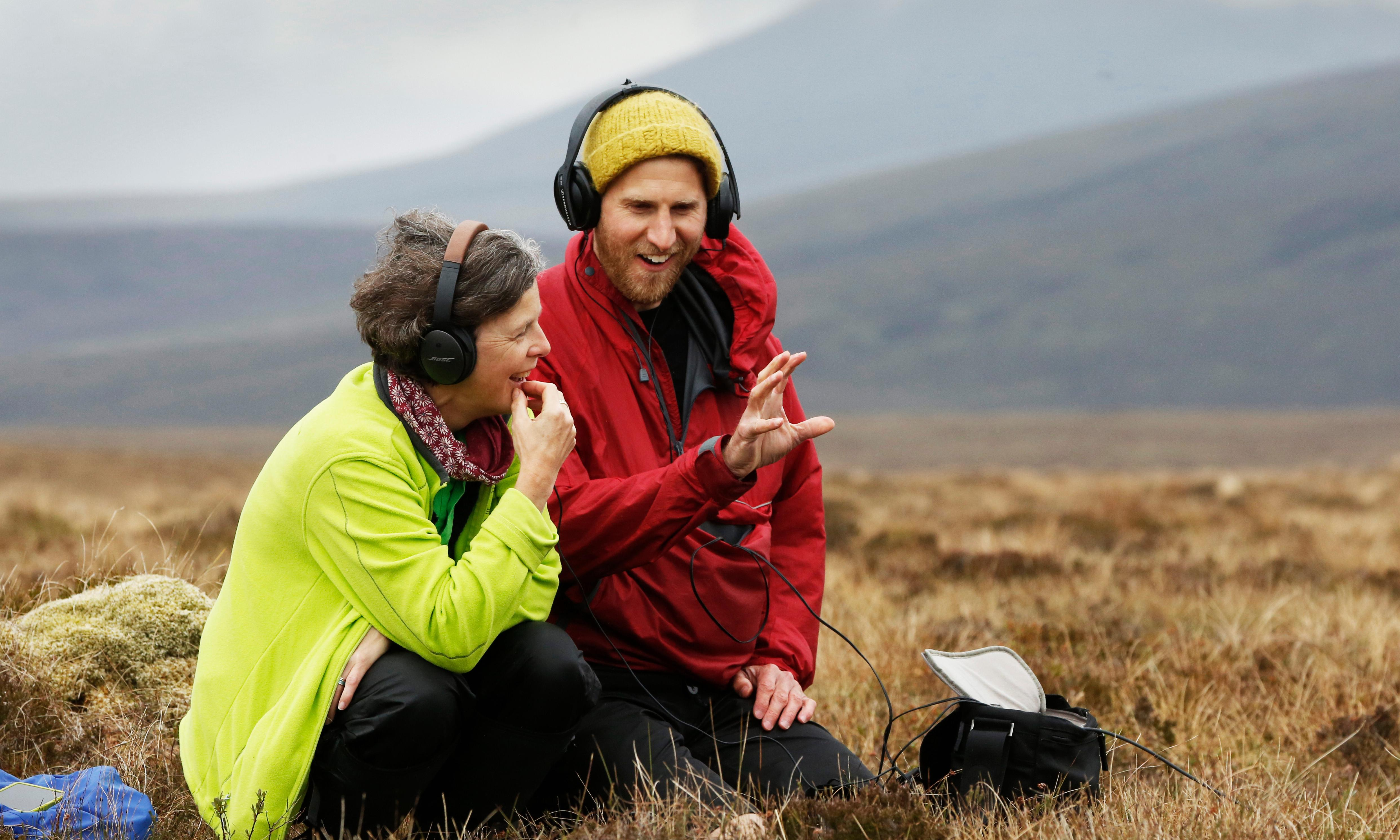 The bogs are alive: how art is healing Scottish peatlands