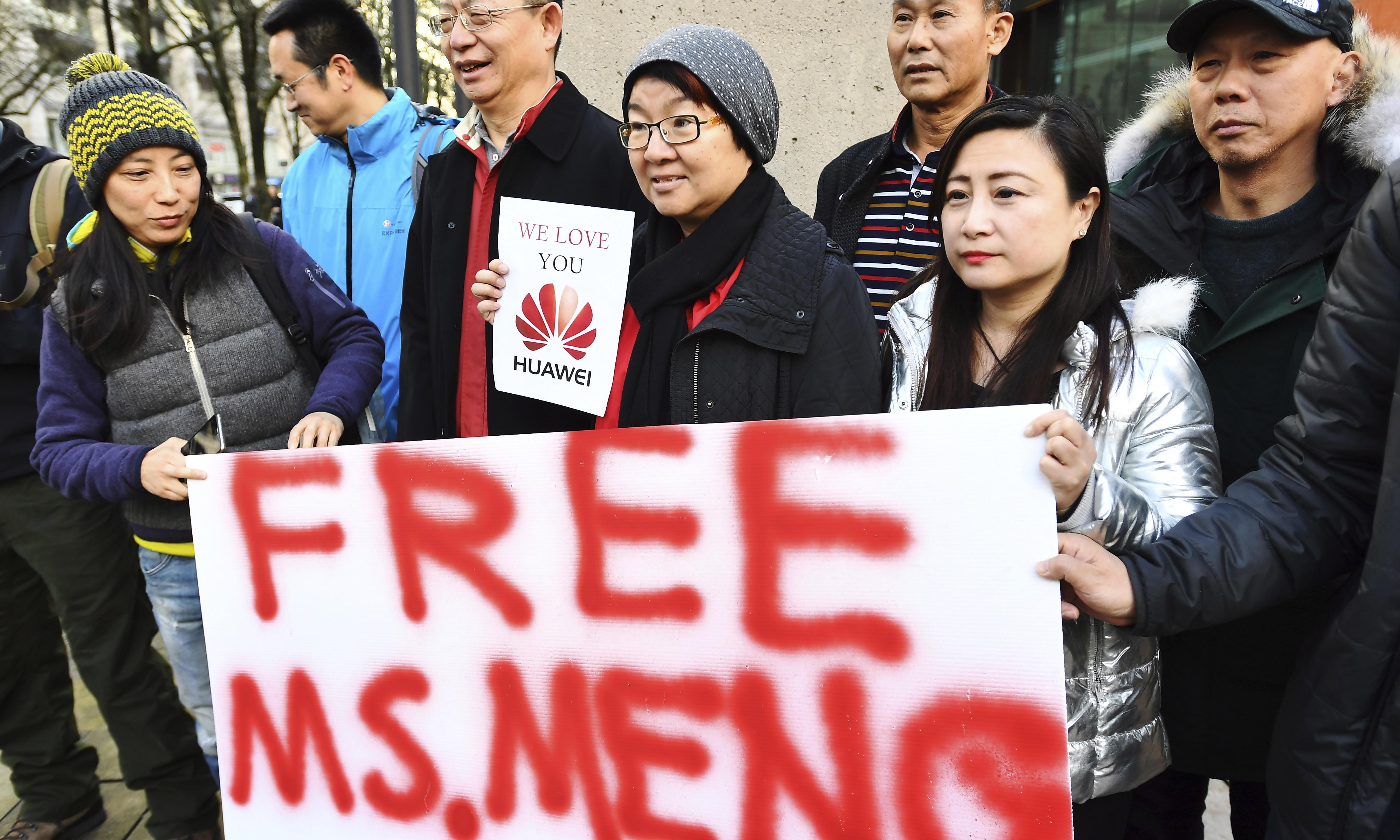 Huawei affair reveals superpowers' imperial rules of engagement