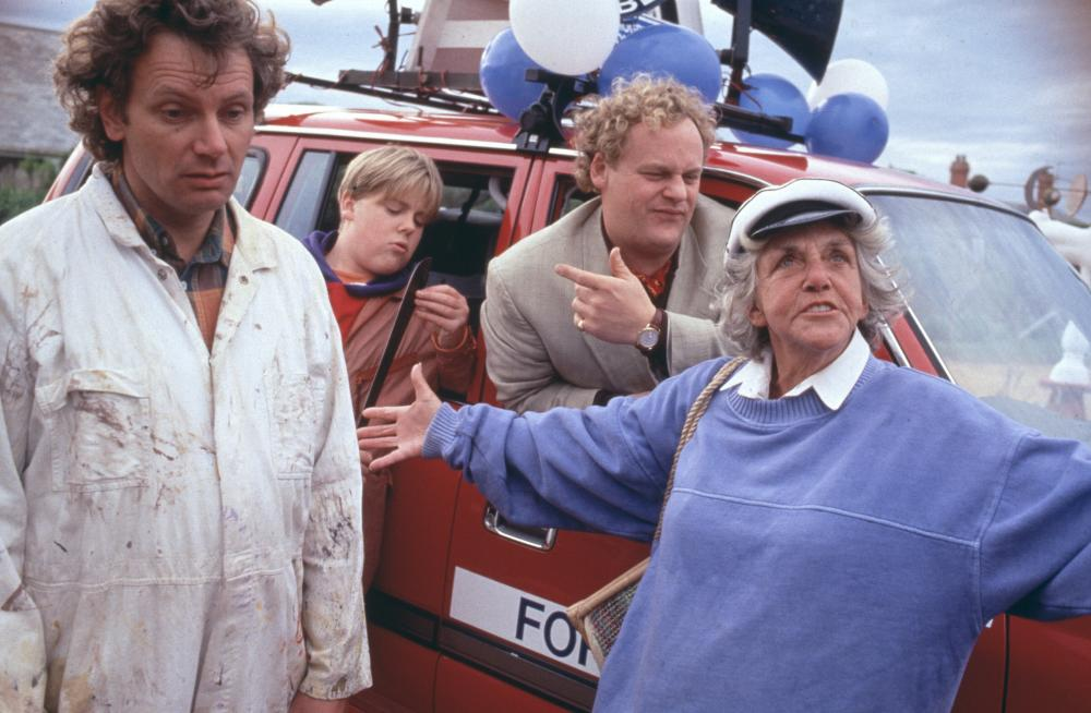 Characters from Round the Twist.