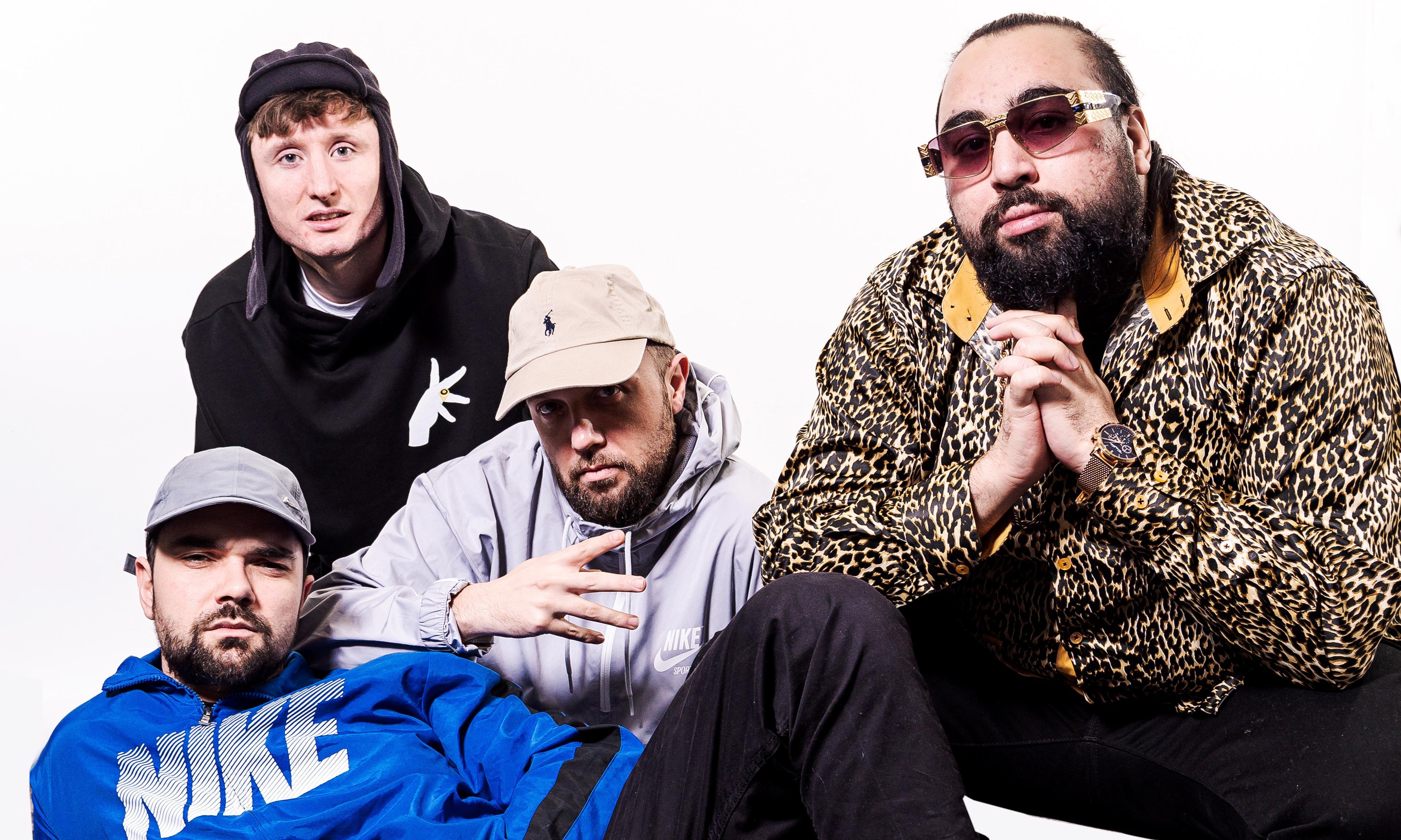 Kurupt FM: the Podkast review – glorious garage jokers join the audio goldrush