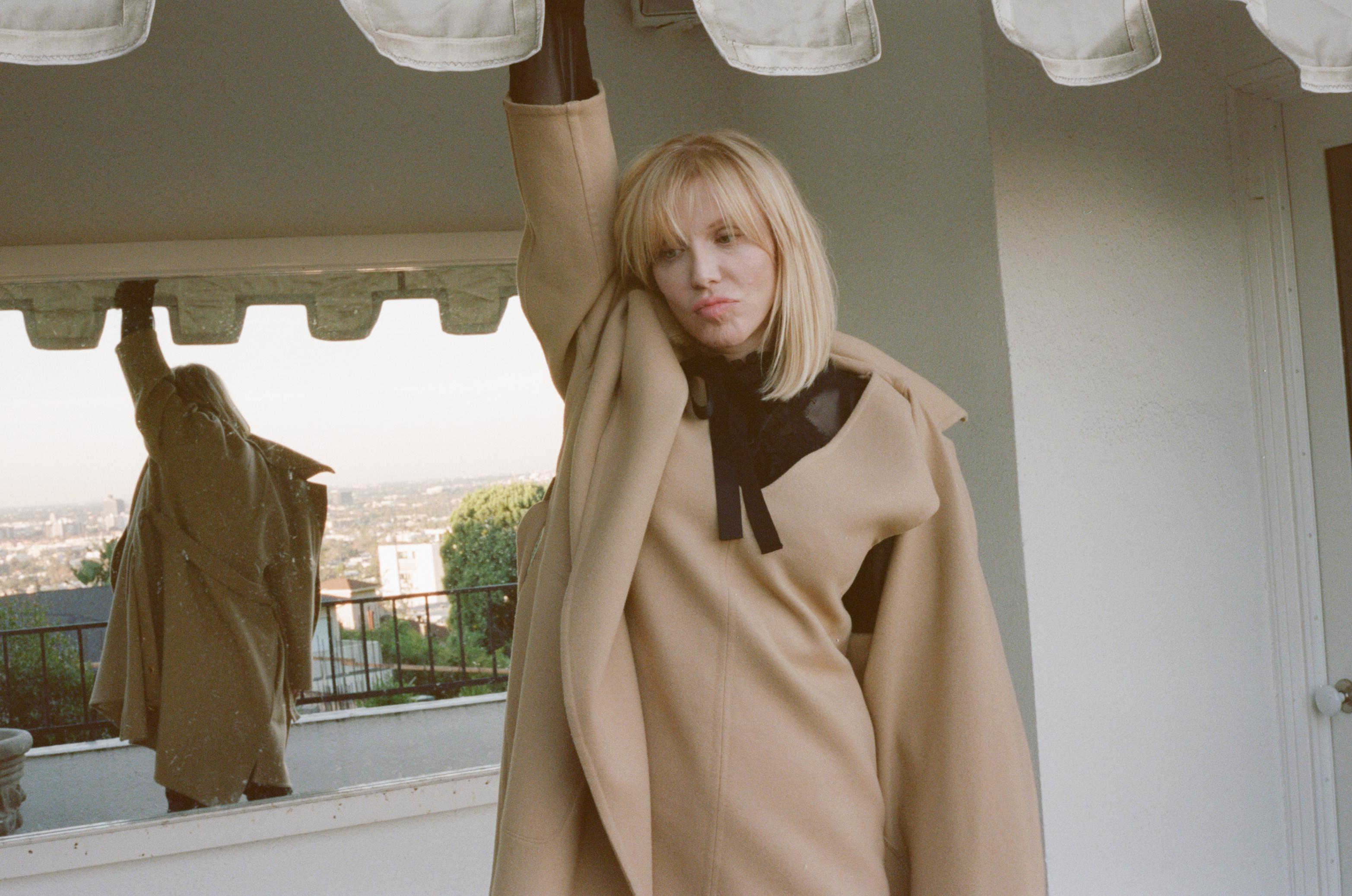 'I talk to my clothes': why Courtney Love is selling her best-known outfits