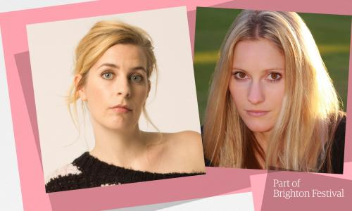 How a Woman is Made: Sara Pascoe and Laura Bates as part of Brighton Festival