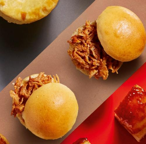 Irresistible Mini Pulled Pork Sliders