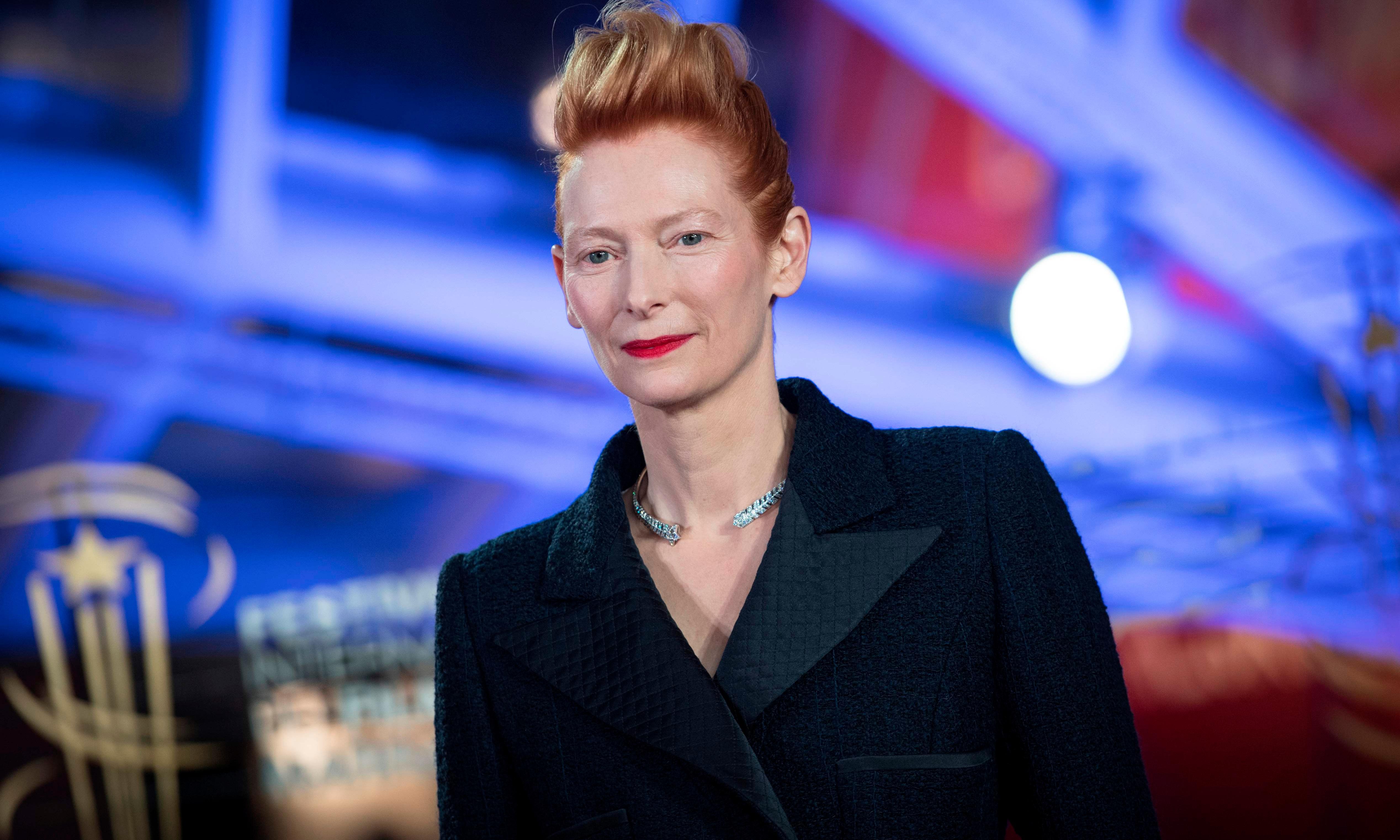 'Daringly eclectic': Tilda Swinton to receive BFI fellowship