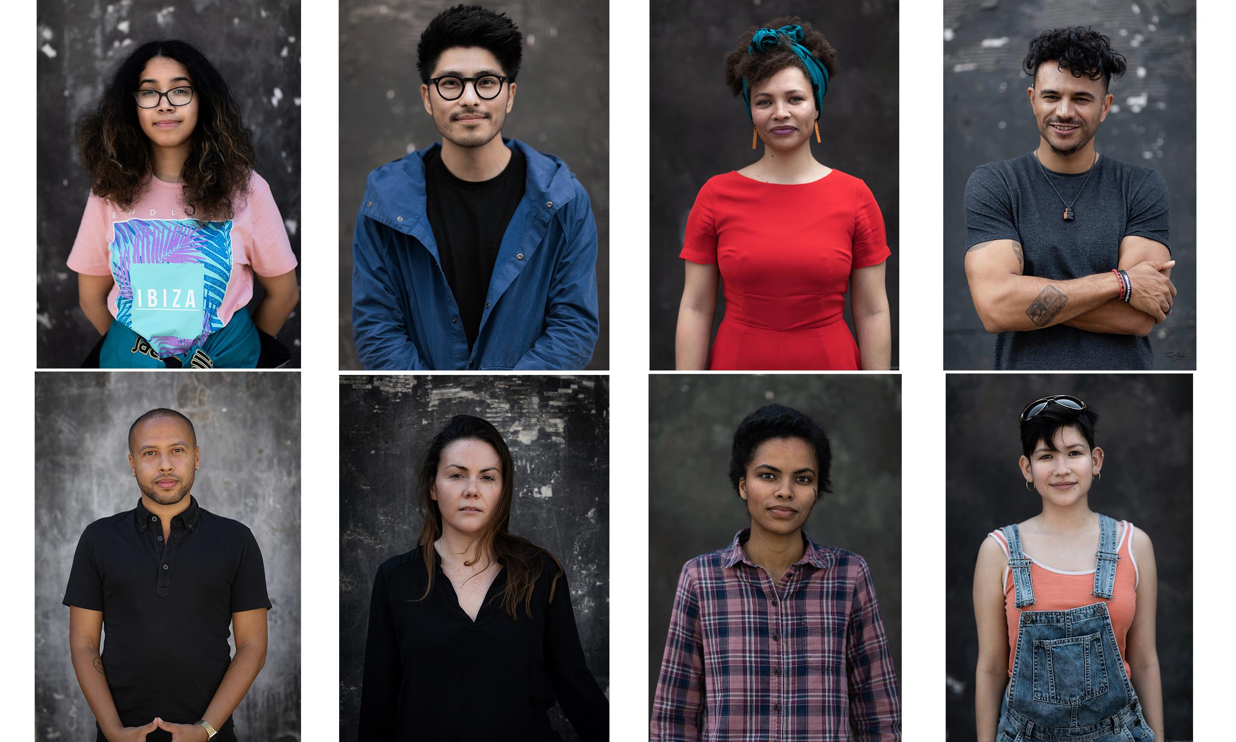 The mixed-race experience: 'There are times I feel like the odd one out'