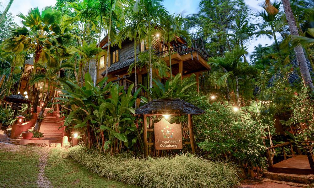 The Spa Koh Chang Resort, Koh Chang, Thailand.