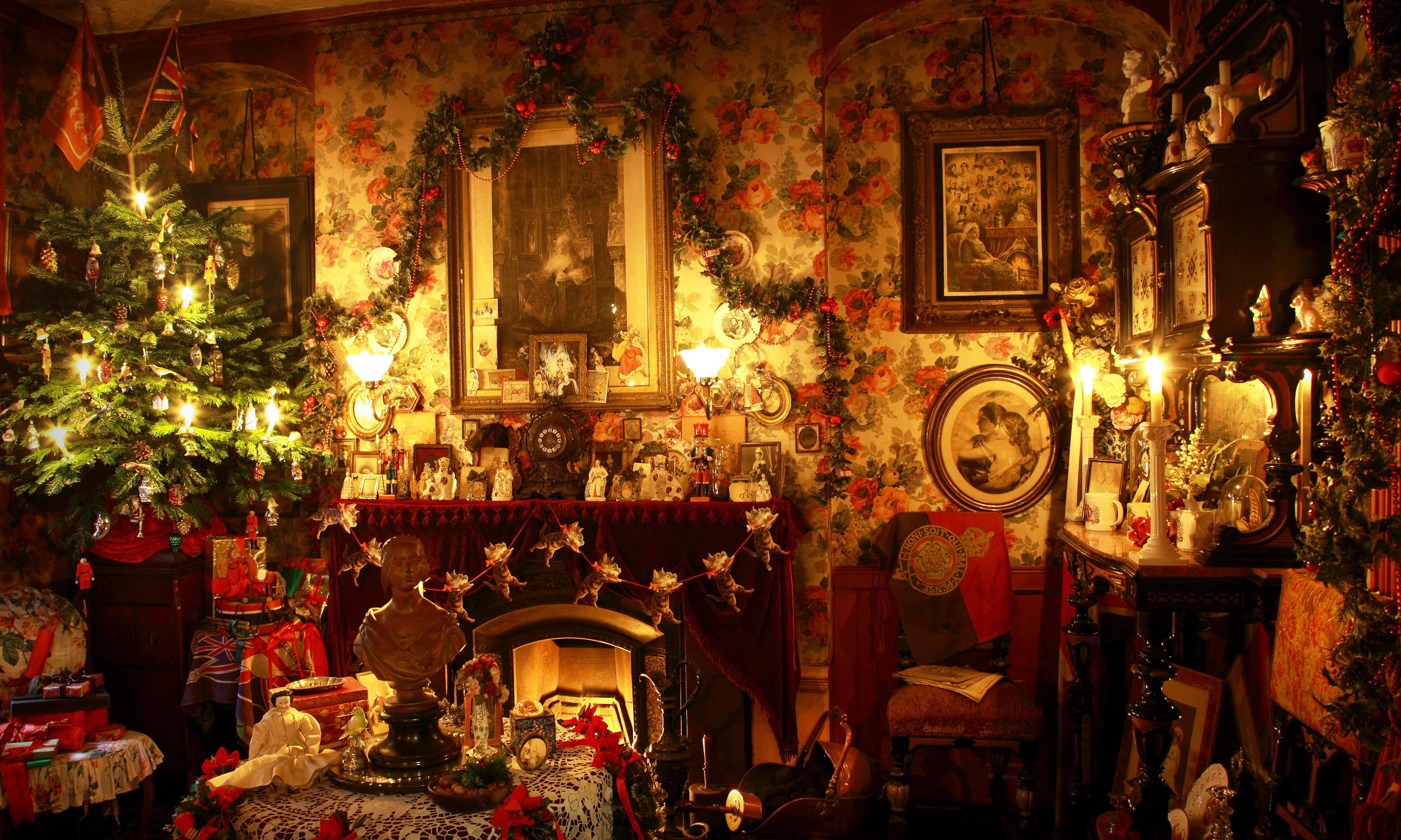 Christmas past: the charm of Dennis Severs' House, London