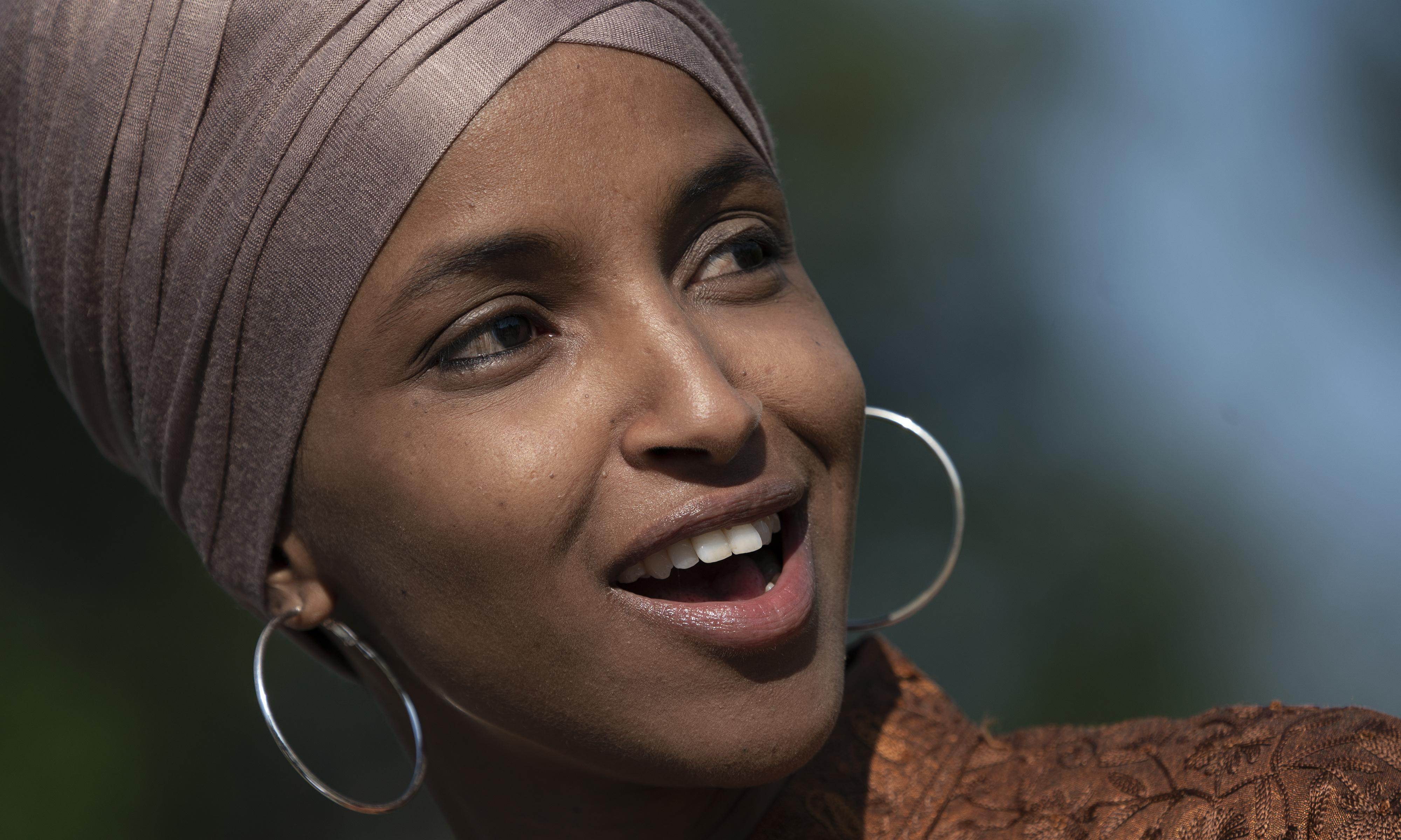 Ilhan Omar: Biden not right candidate for 'progress we all want to see'