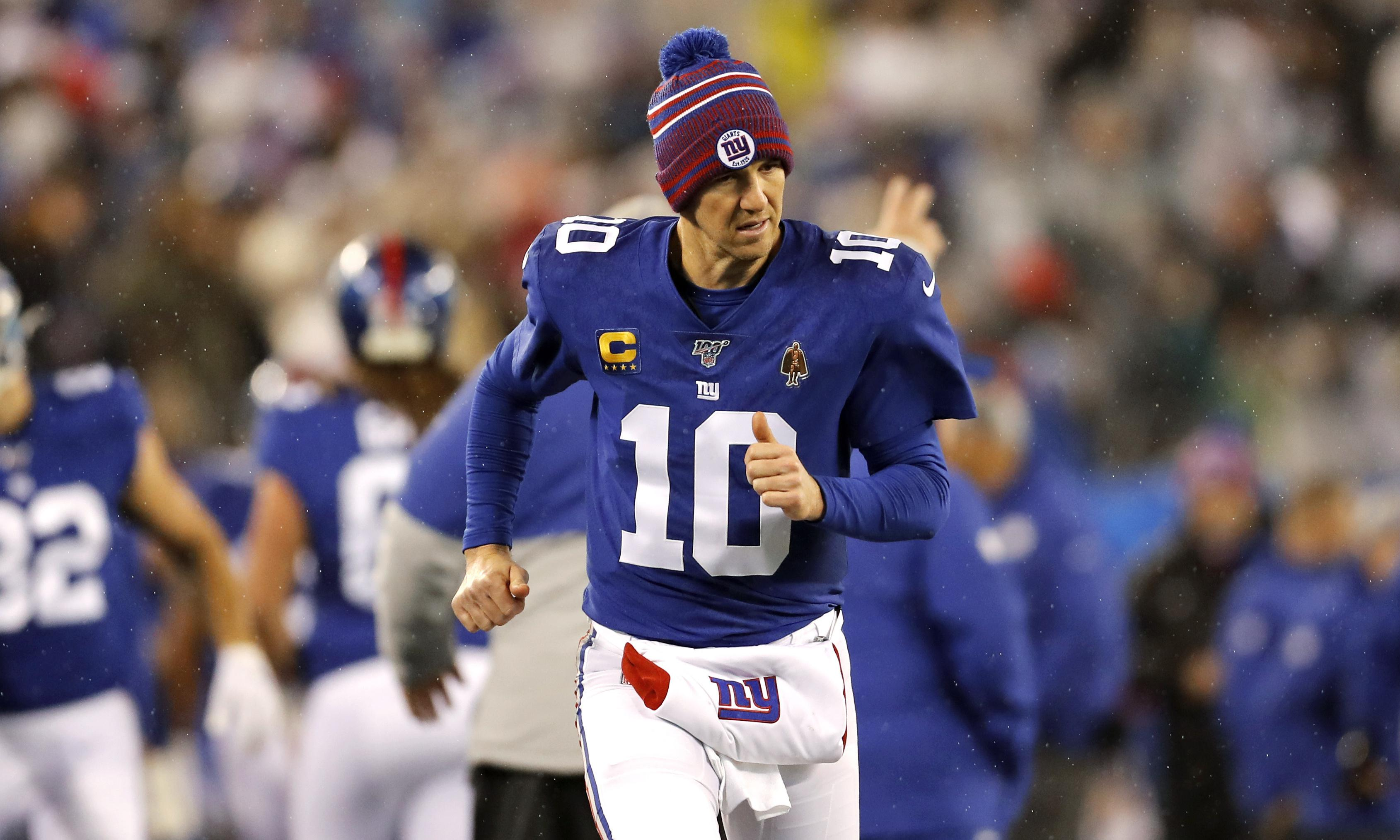 New York Giants icon Eli Manning set to retire after 16 NFL seasons