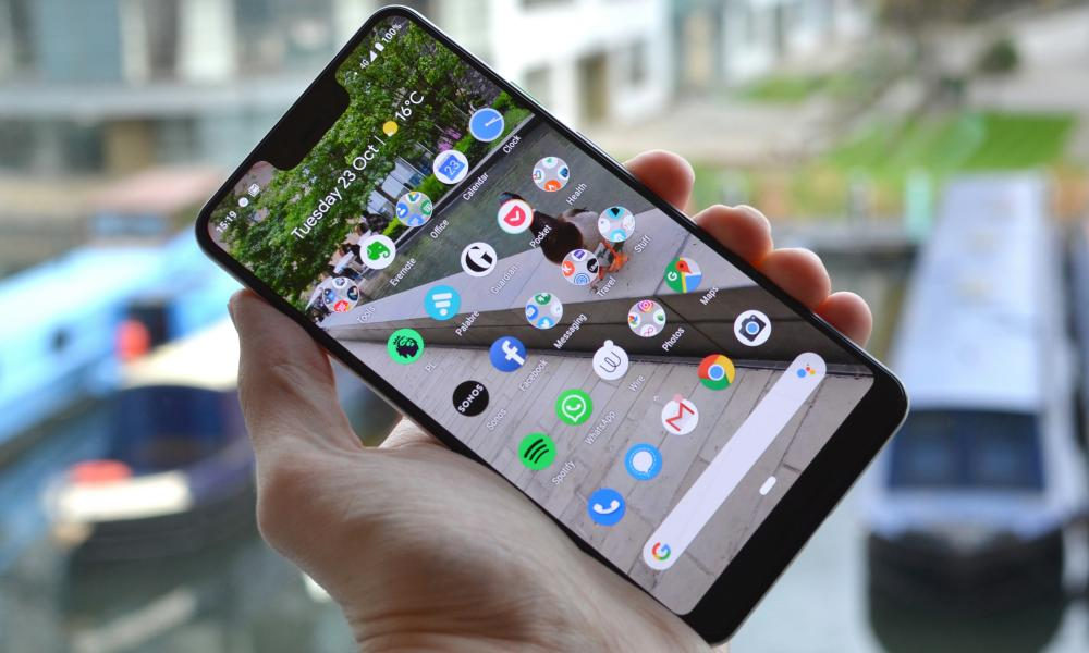 smartphone buyer's guide - google pixel 3 xl
