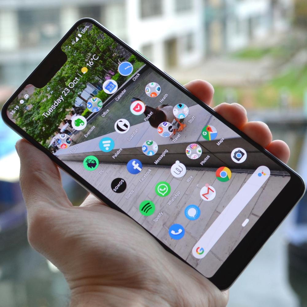 smartphone buyer's guide - google pixel 3 xl