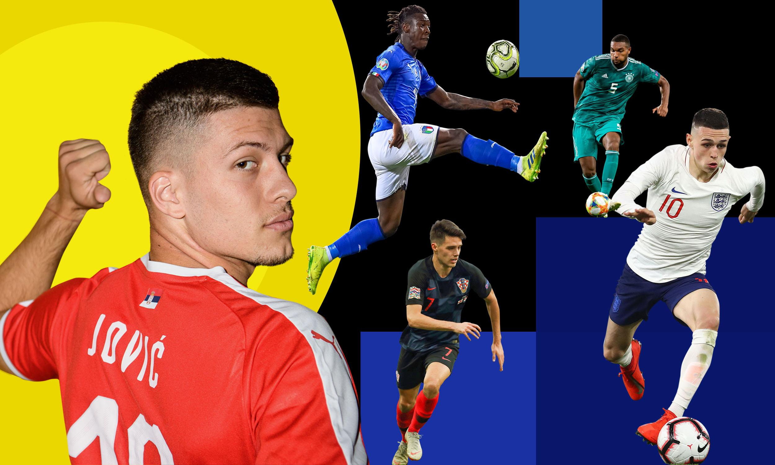 Luka Jovic to Moise Kean: 10 to watch at the Euro Under-21 Championship