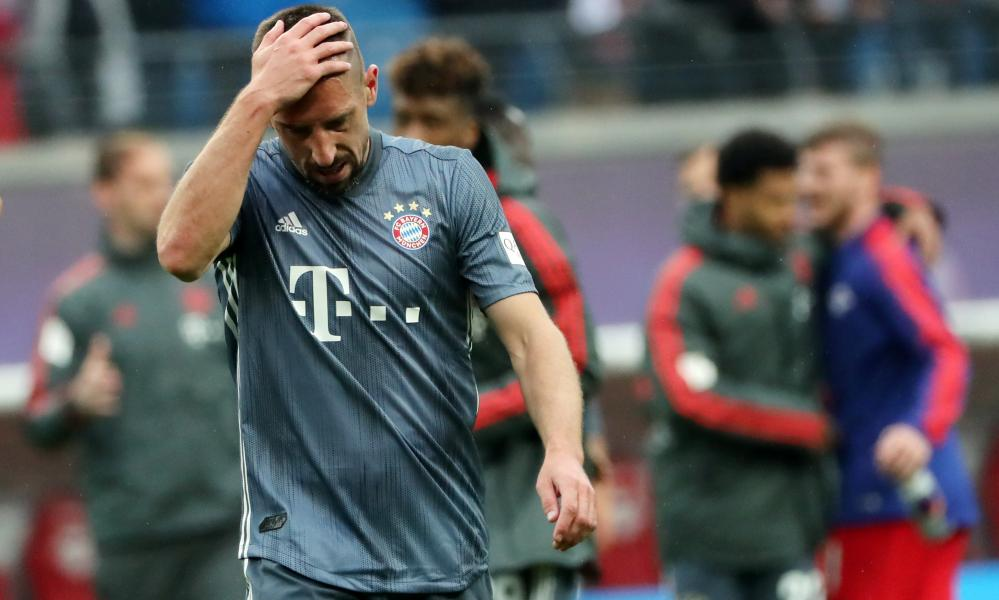 Franck Ribery will leave Bayern Munich at the end of the season.