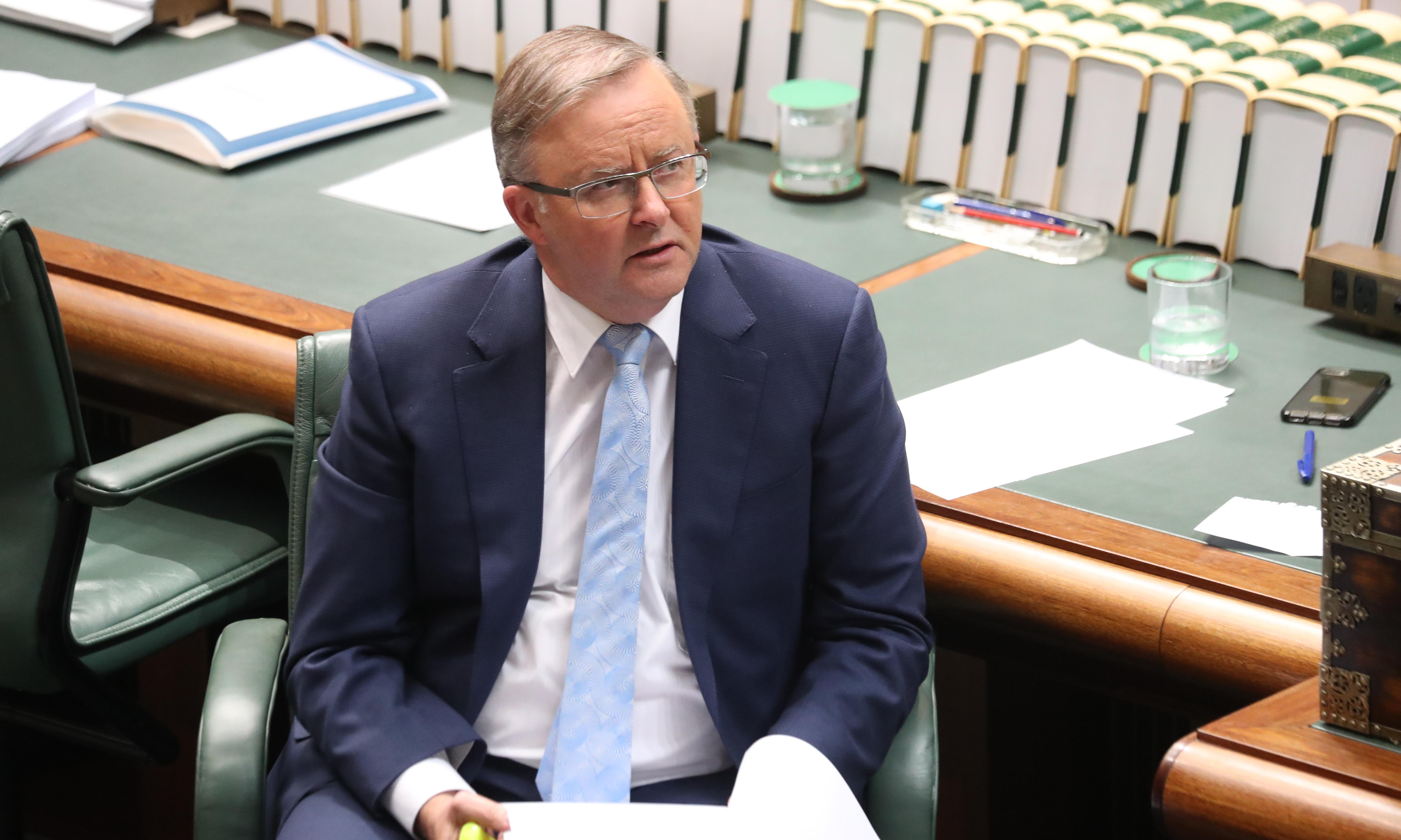 Business is perfectly entitled to speak on social issues, Anthony Albanese says