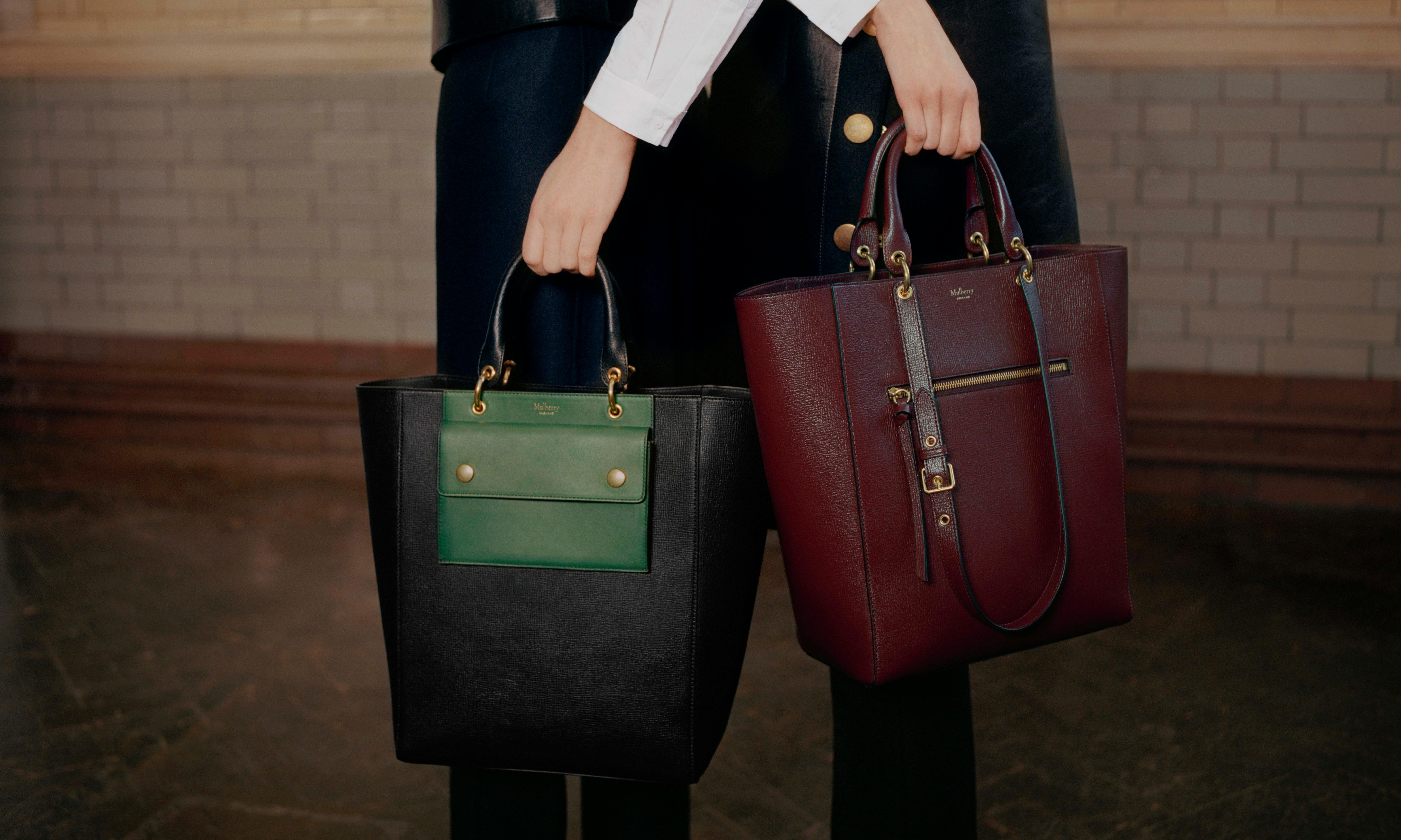 Mulberry: UK retail sales suffer but grow 20 percent abroad rare photo