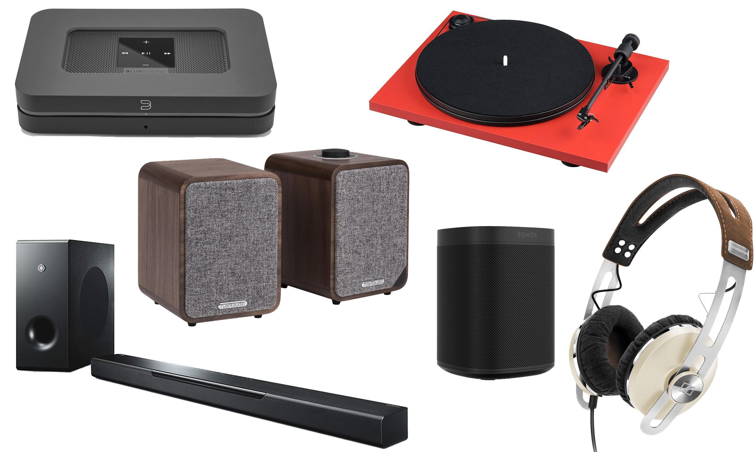 Sound advice: music setups under £500