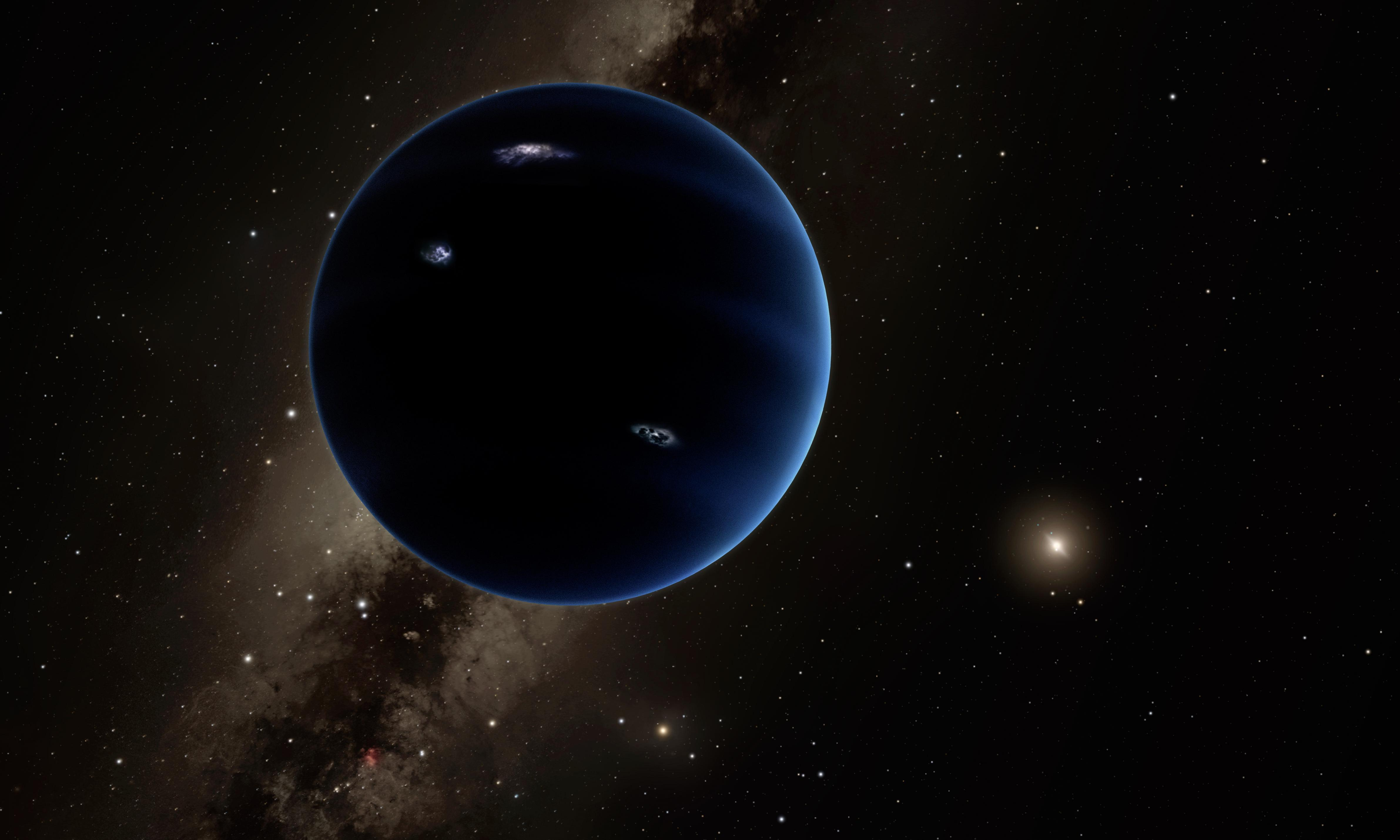 Planet Nine from outer space: is there another world beyond Neptune?