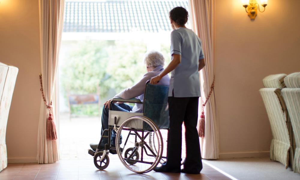 My great aunt has to leave the care home where she has made friends, after a challenging move from her own home.