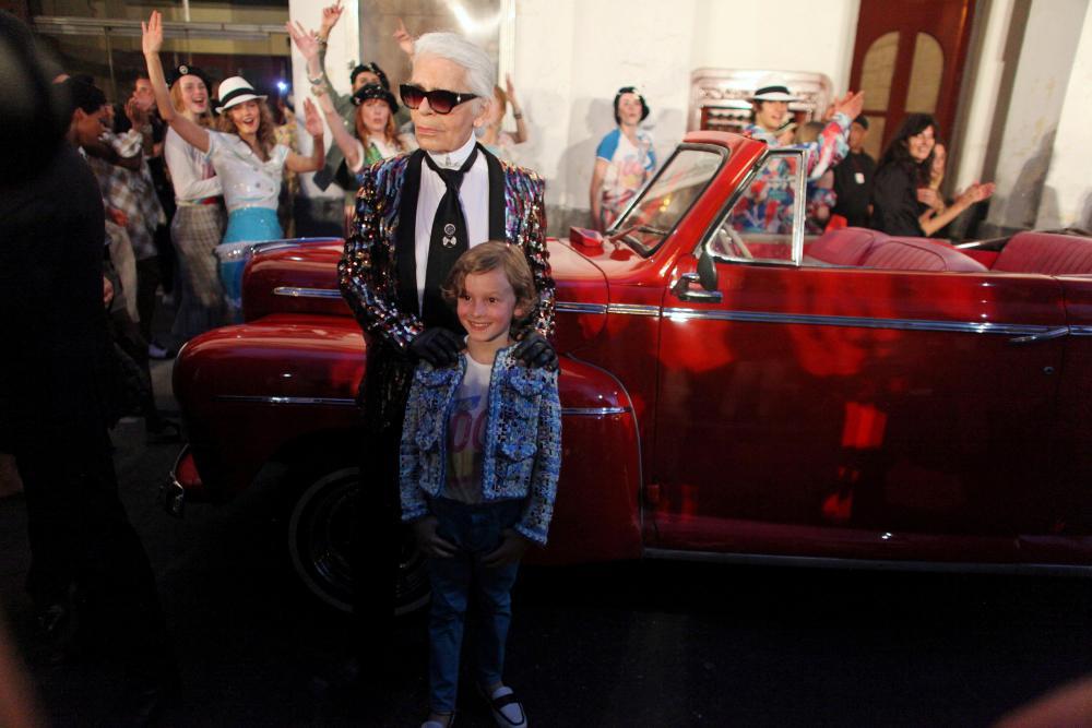 Karl in Cuba.
