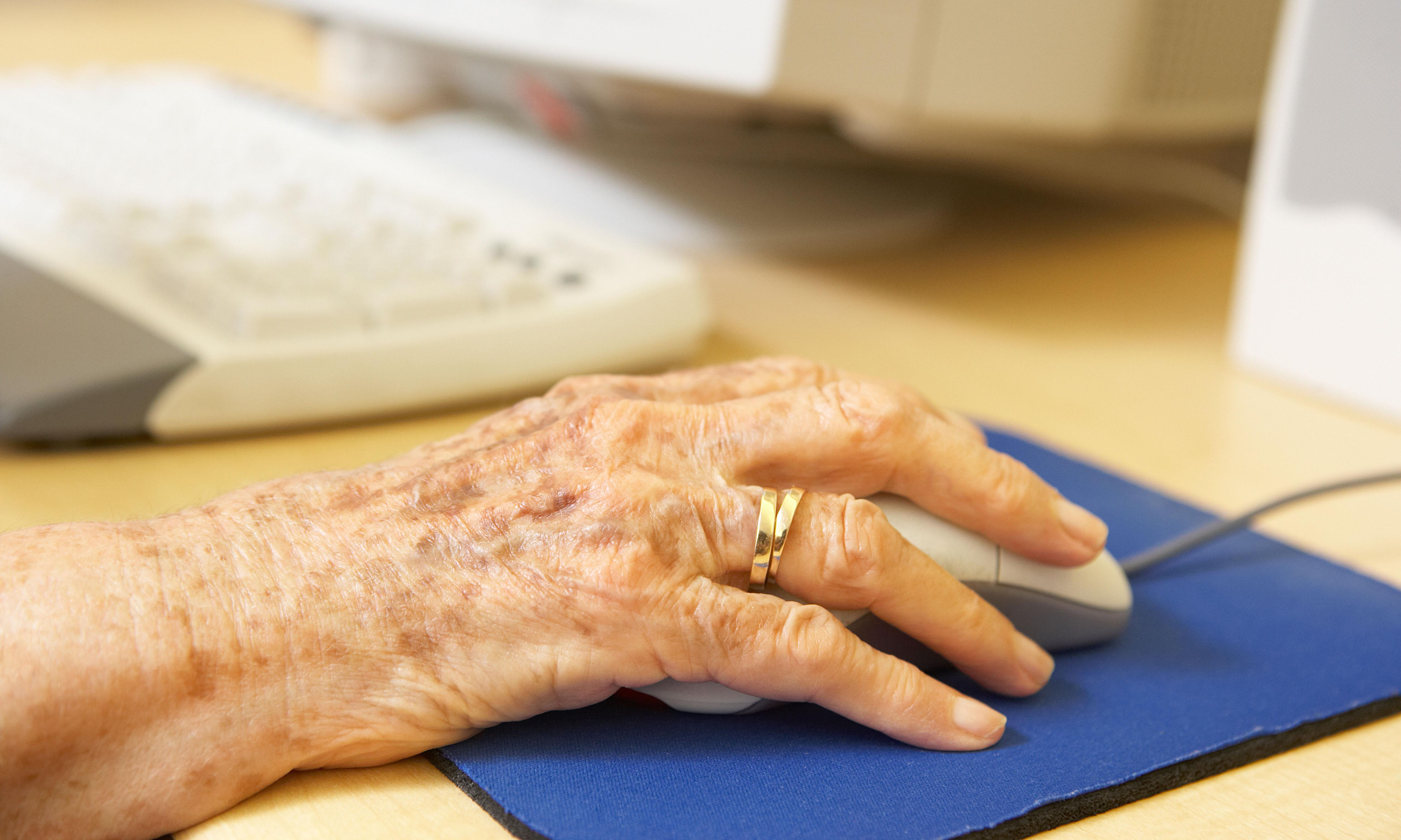 More than half of people aged 65 and over now shop online – ONS