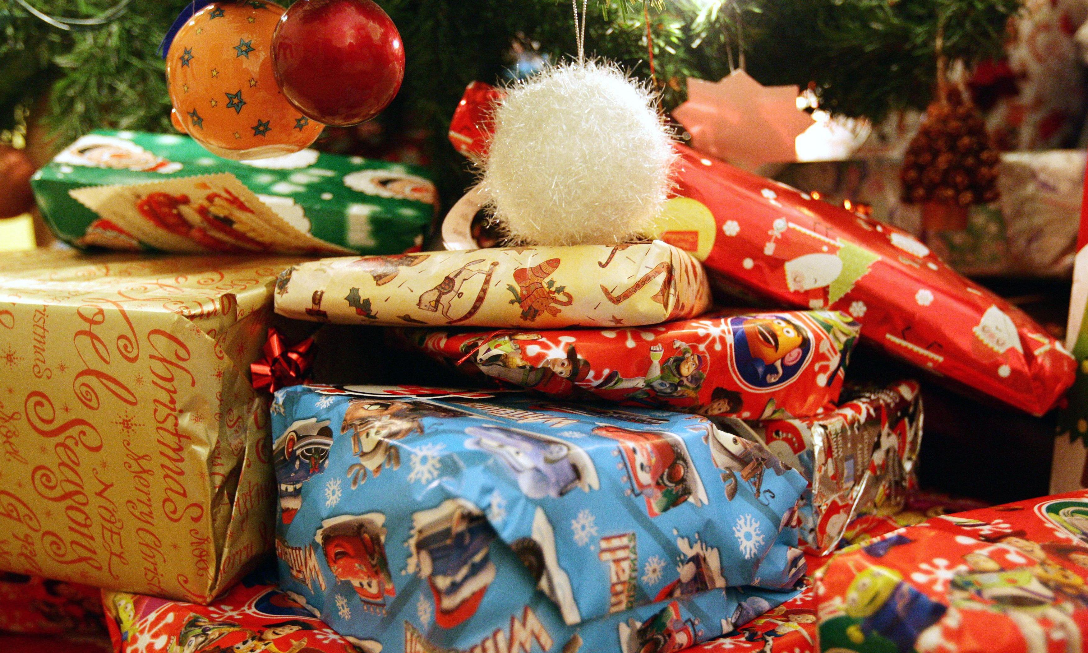 Christmas gifts: does your family splurge or go for zero waste?