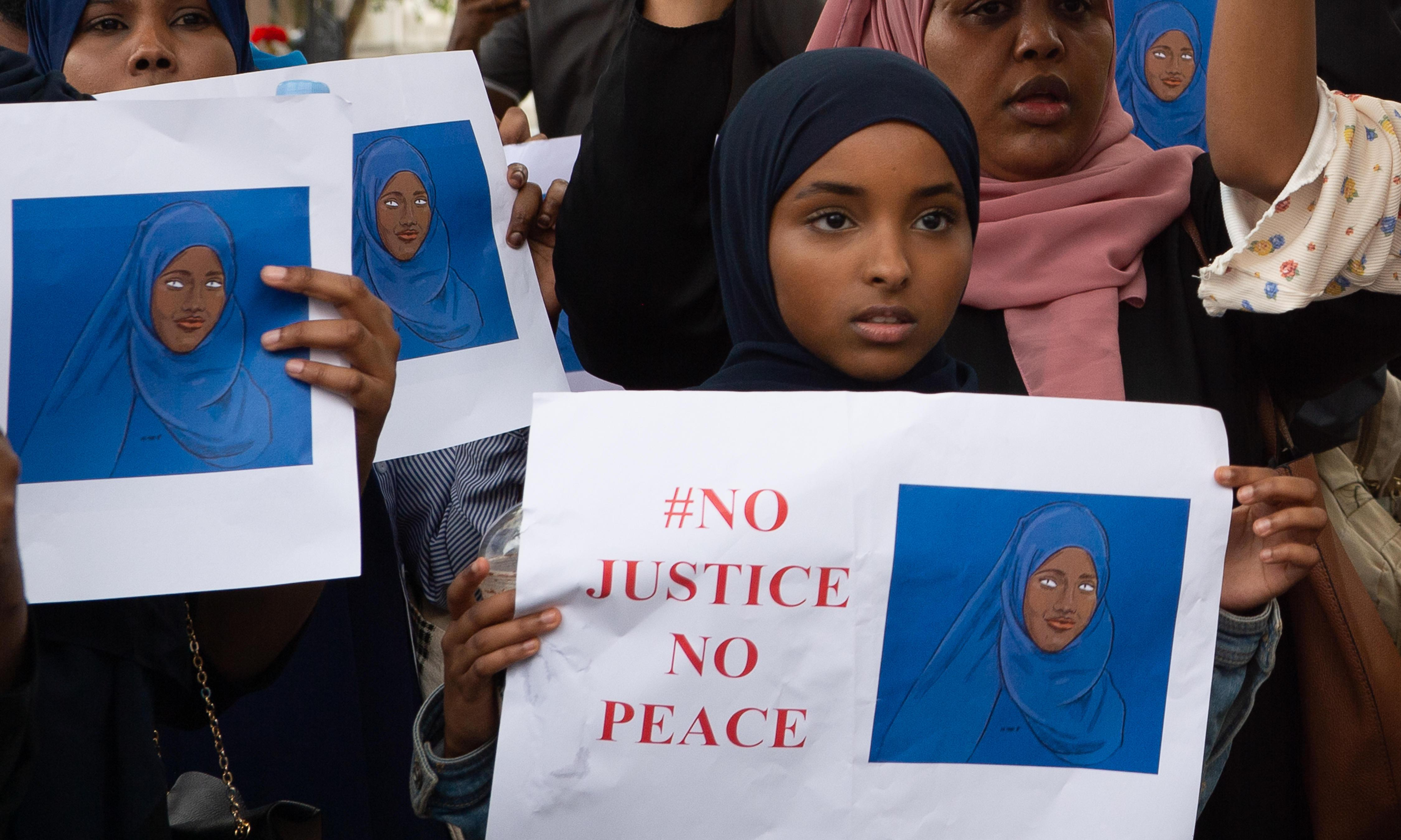 New bullying claims over Somali schoolgirl, 12, drowned in river