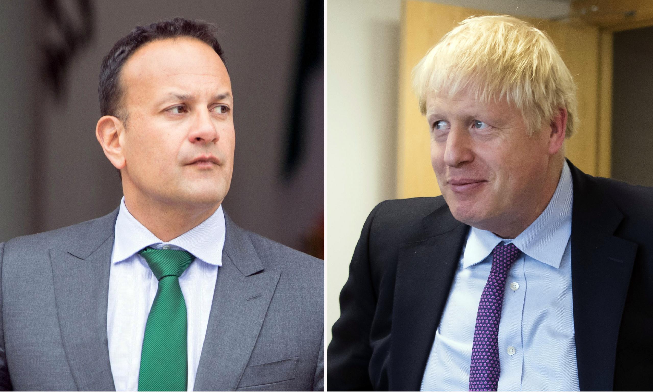 Boris Johnson: EU must scrap the backstop to avoid a no-deal Brexit