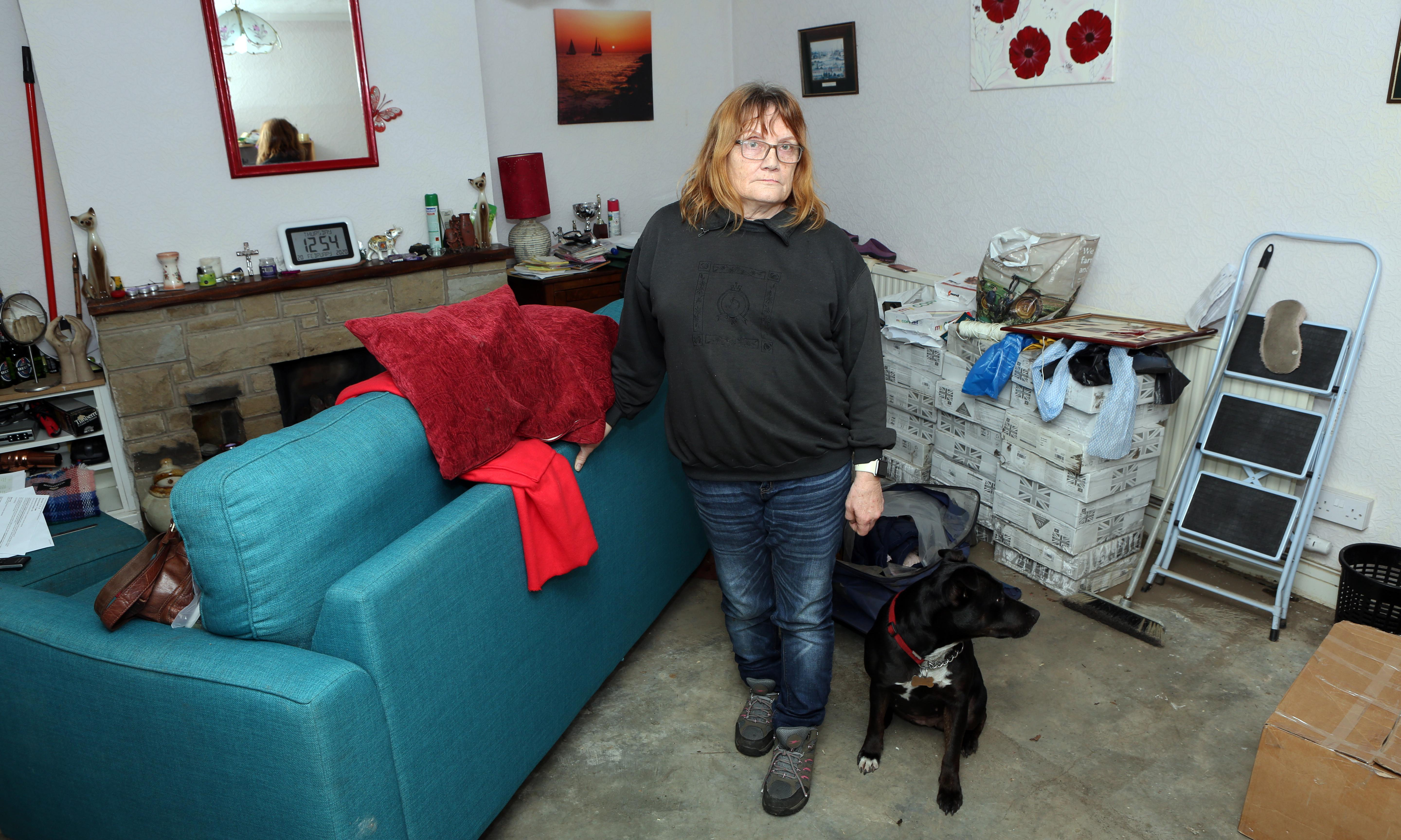 Six floods in five years: life in Yorkshire's Calder valley