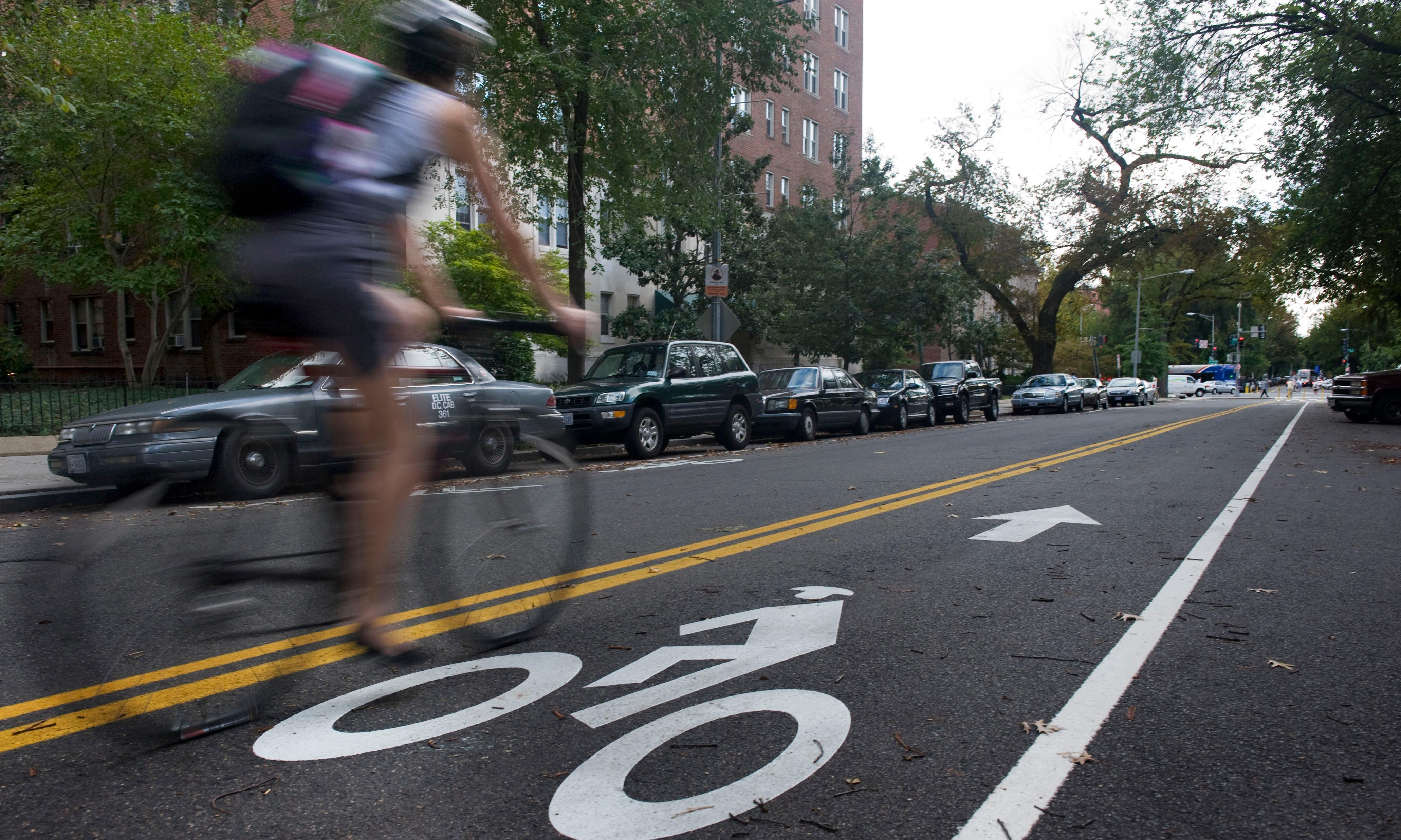 Making cycling safer and more appealing