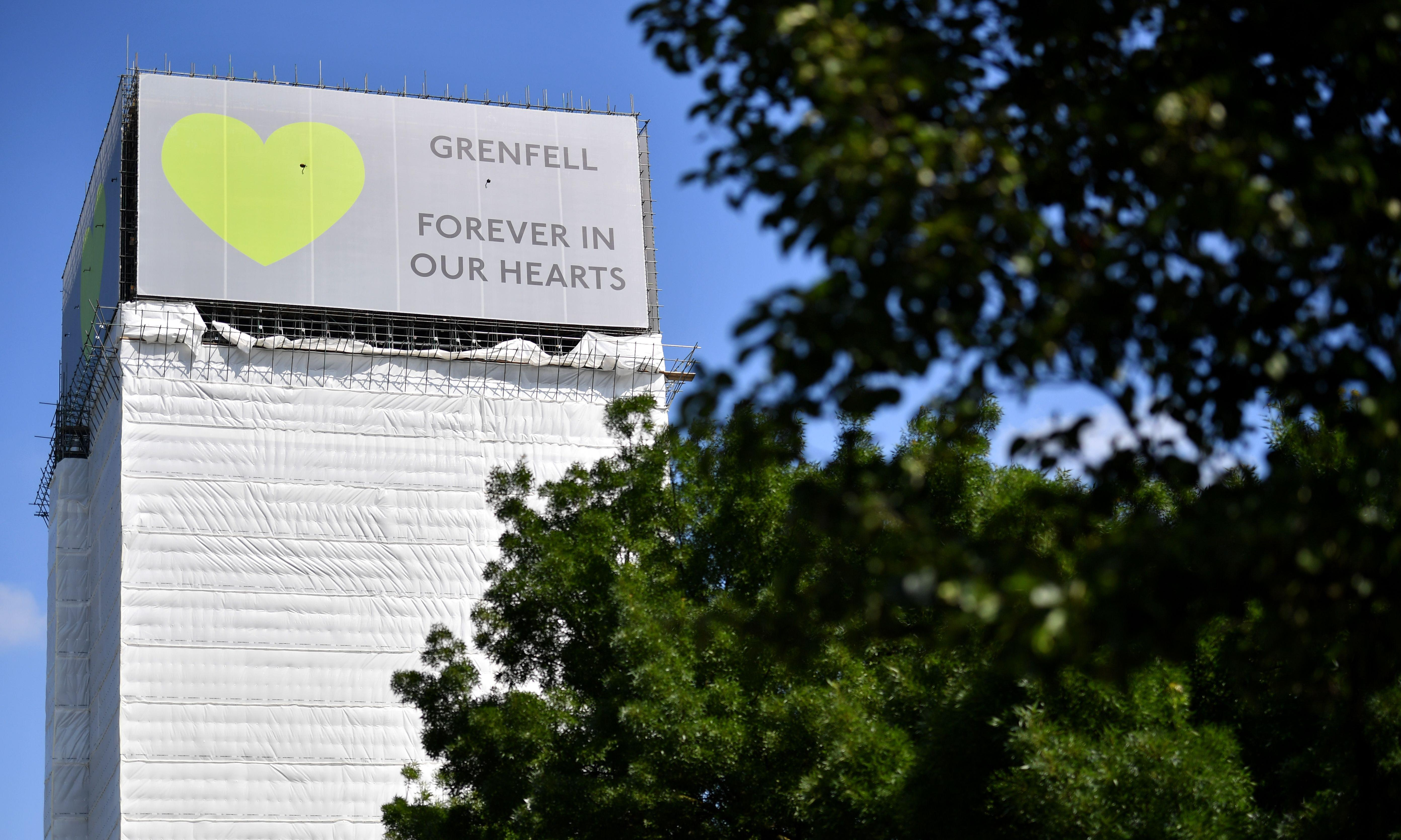 Police identify suspects for possible Grenfell manslaughter charges