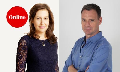 Guardian columnists Hadley Freeman and Tim Dowling