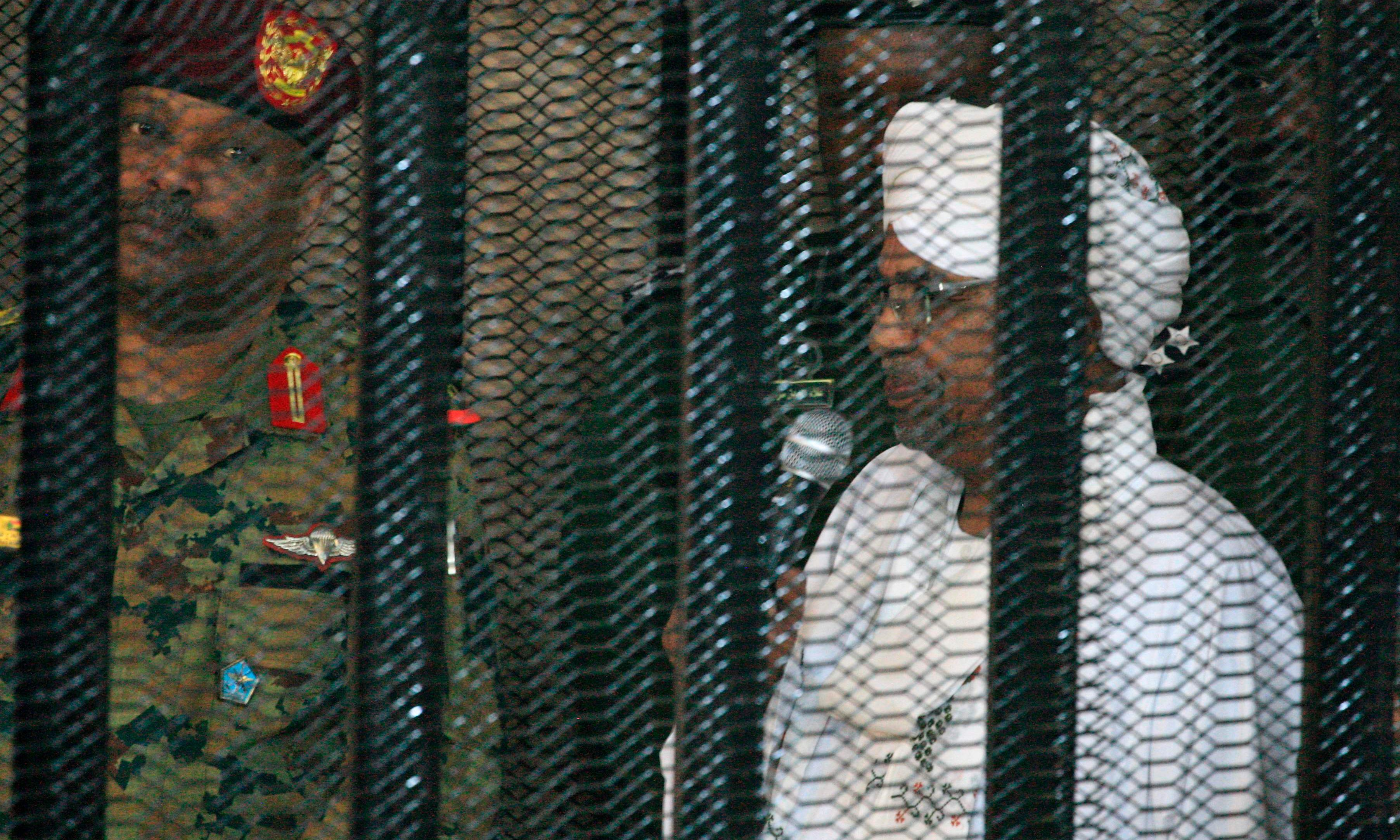 Ex-Sudan leader said he received millions from Saudis, trial told